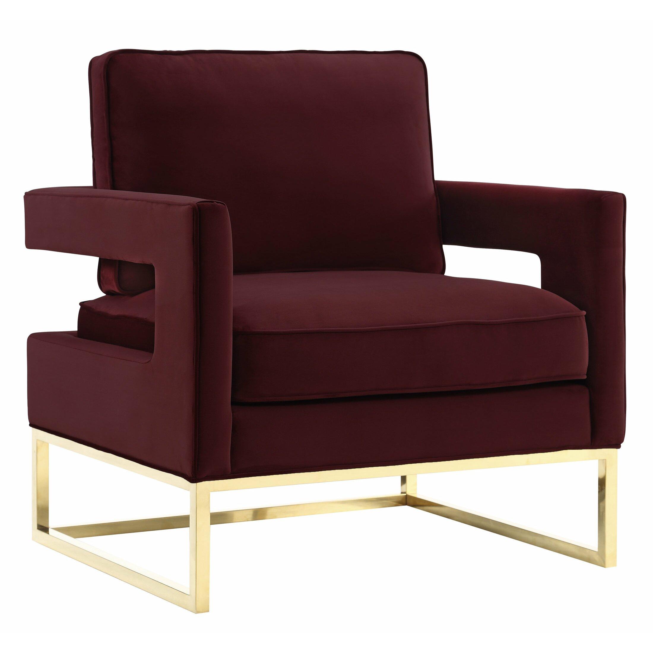 Mercer41 Spade Arm Chair & Reviews | Wayfair