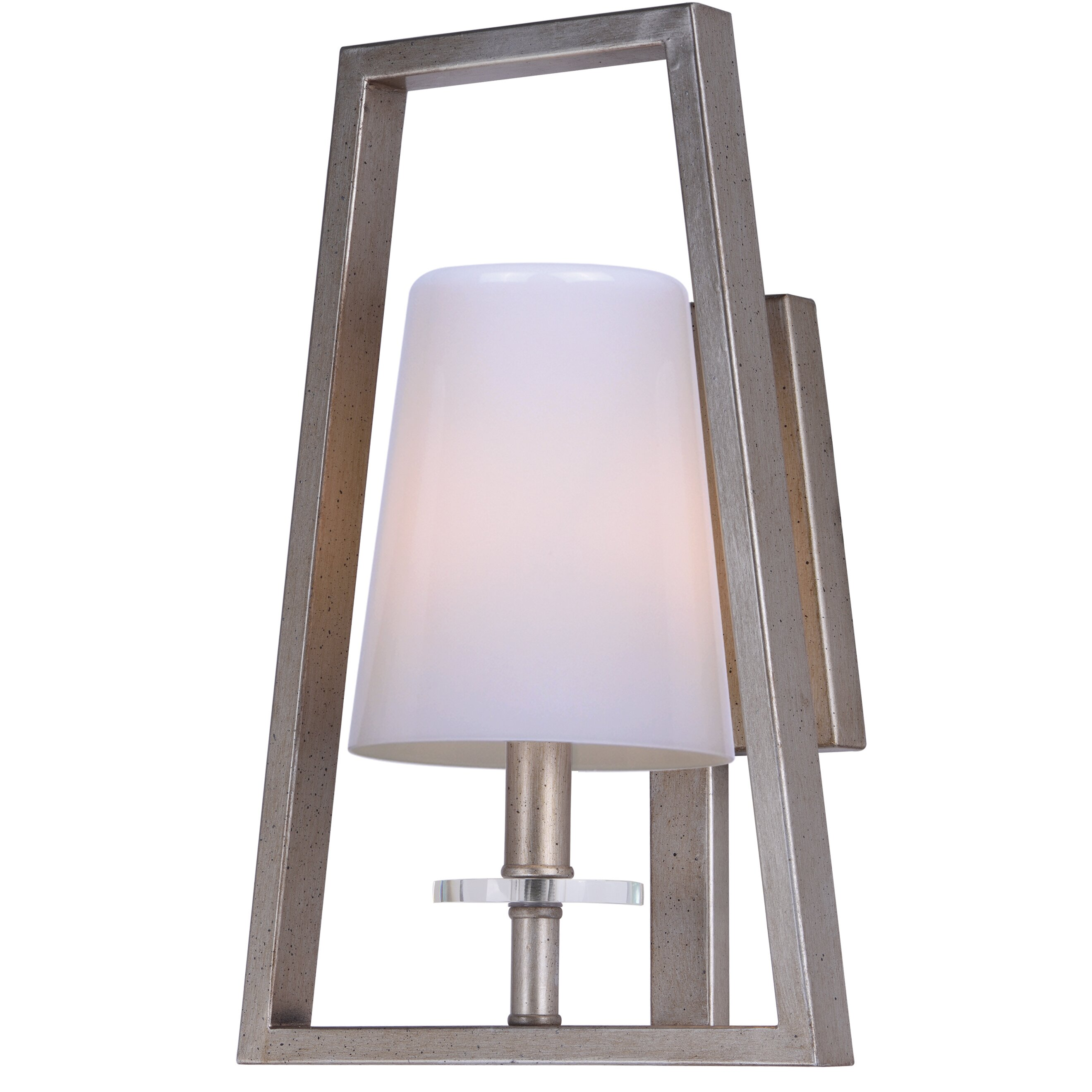 Wall Sconce With Magnifying Glass : Mercer41 Villers 1 Light Wall Sconce Wayfair