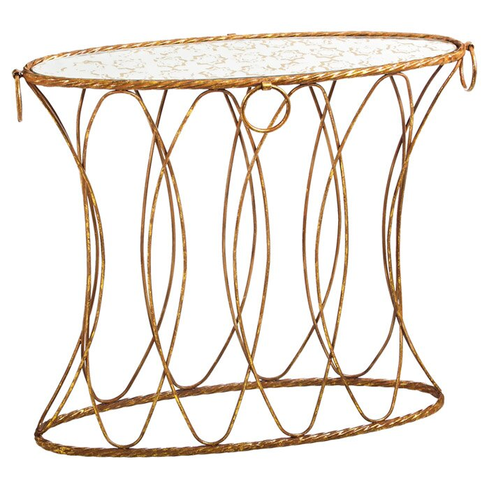 Mercer41 vine end table wayfair for Table and vine