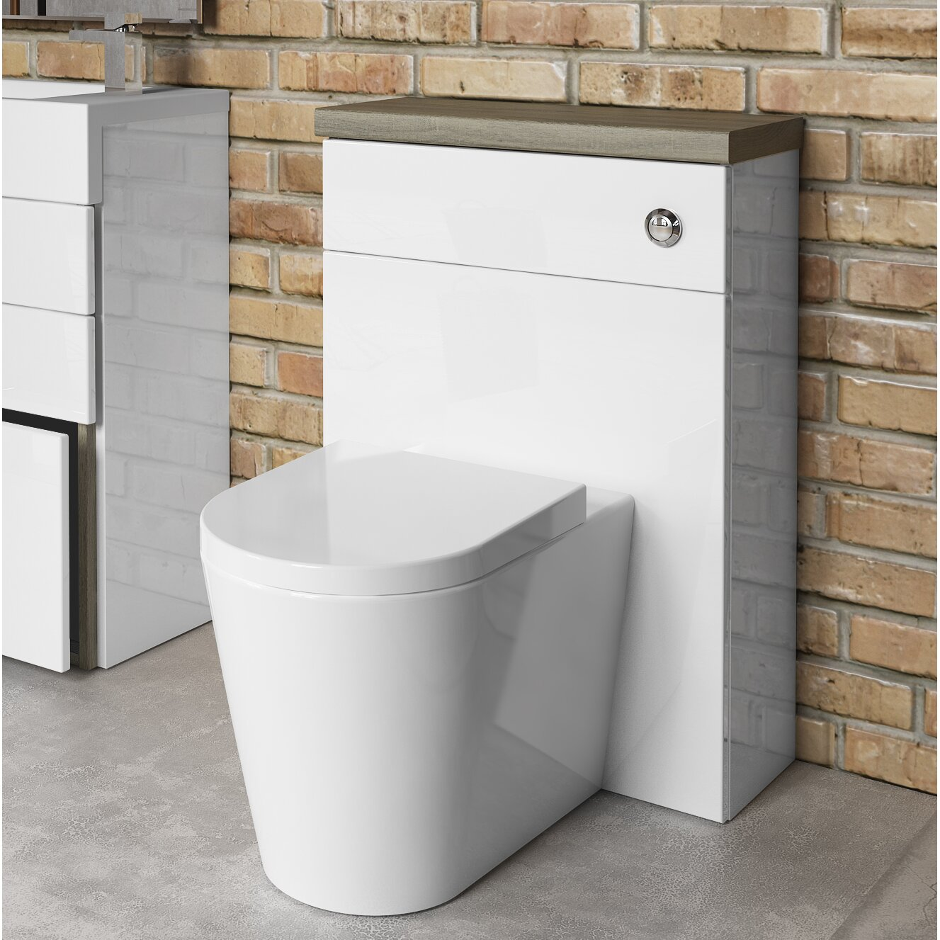 Bemodern bathrooms calgary bathroom furniture set wayfair uk - Wayfair furniture bathroom vanities ...