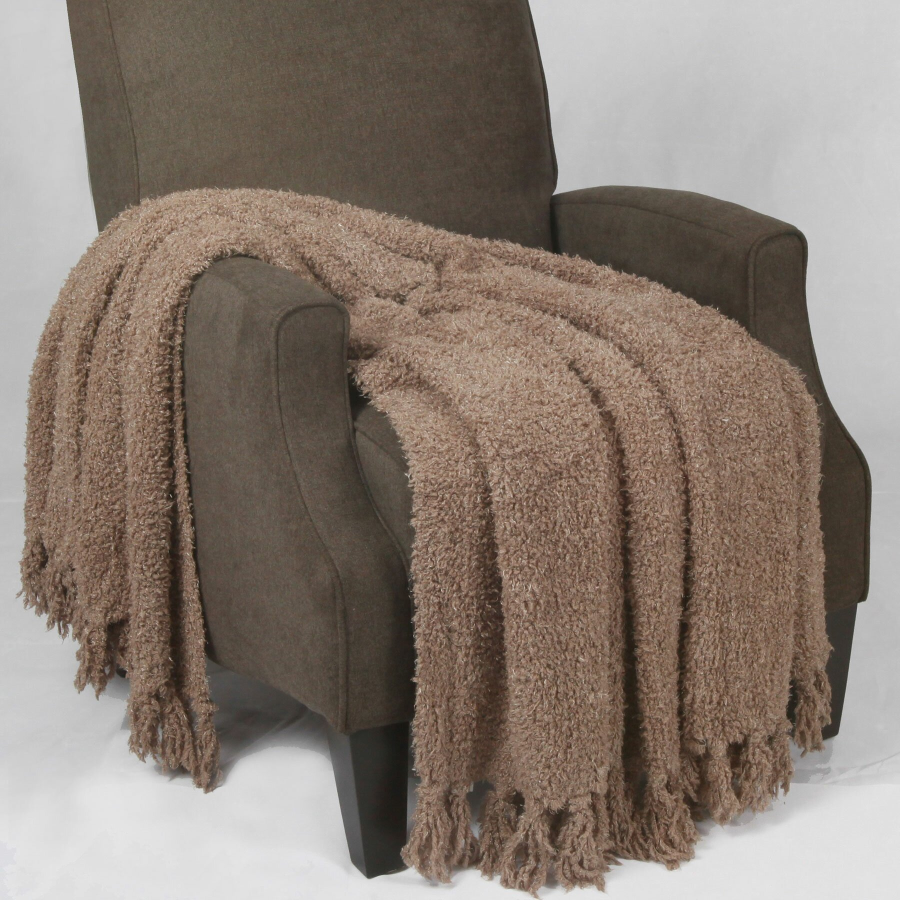BOON Throw & Blanket Fluffy Throw Blanket & Reviews | Wayfair