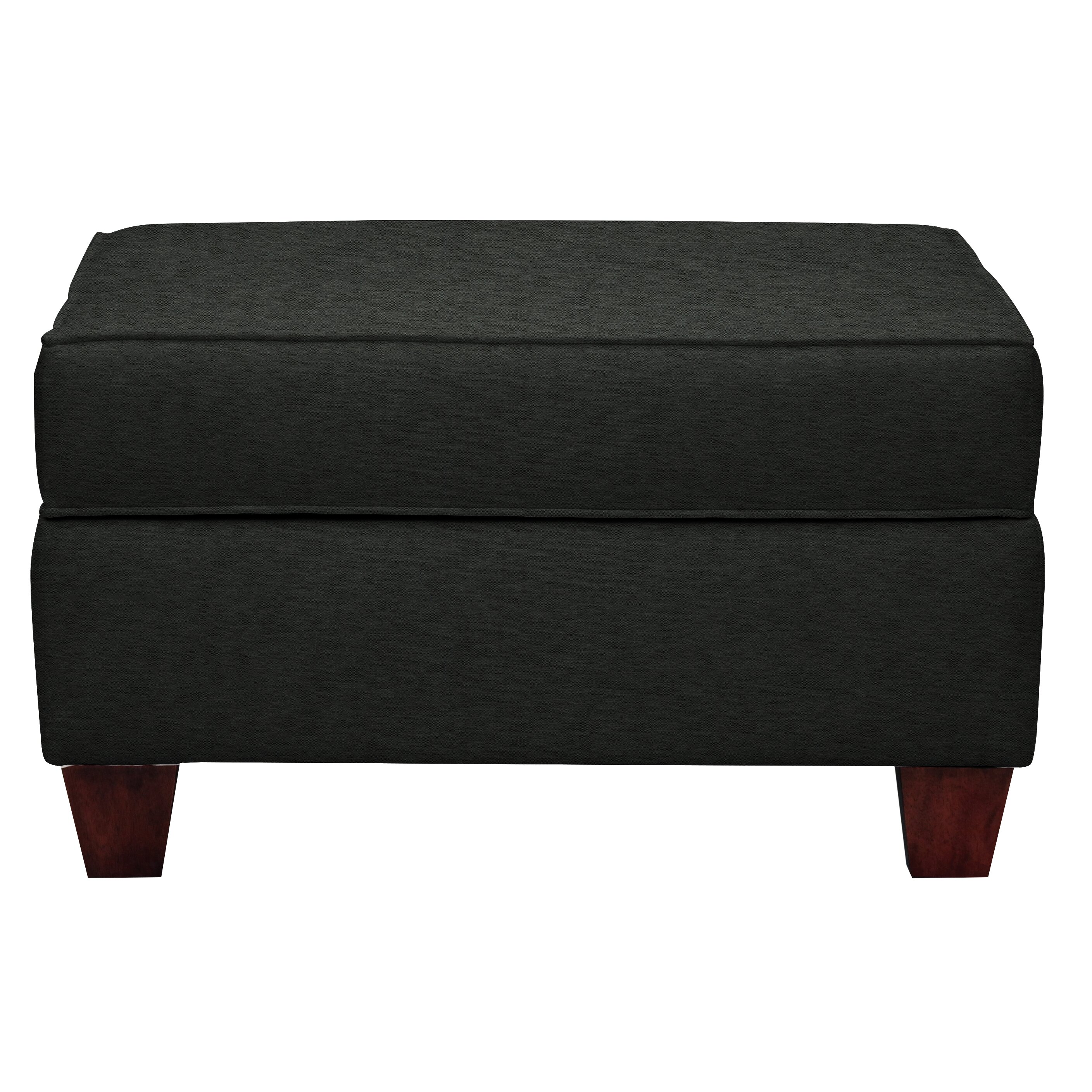 Simplicity Sofas Large Storage Ottoman Wayfair
