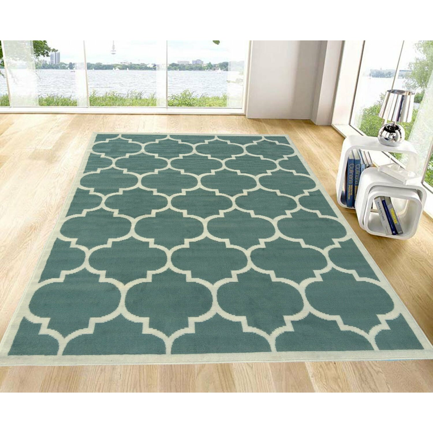 Sweet Home Stores Clifton Sage Green Area Rug