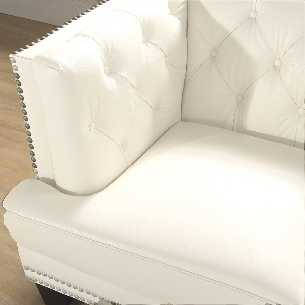 Amax Newport Leather Sofa And Loveseat Set Reviews Wayfair