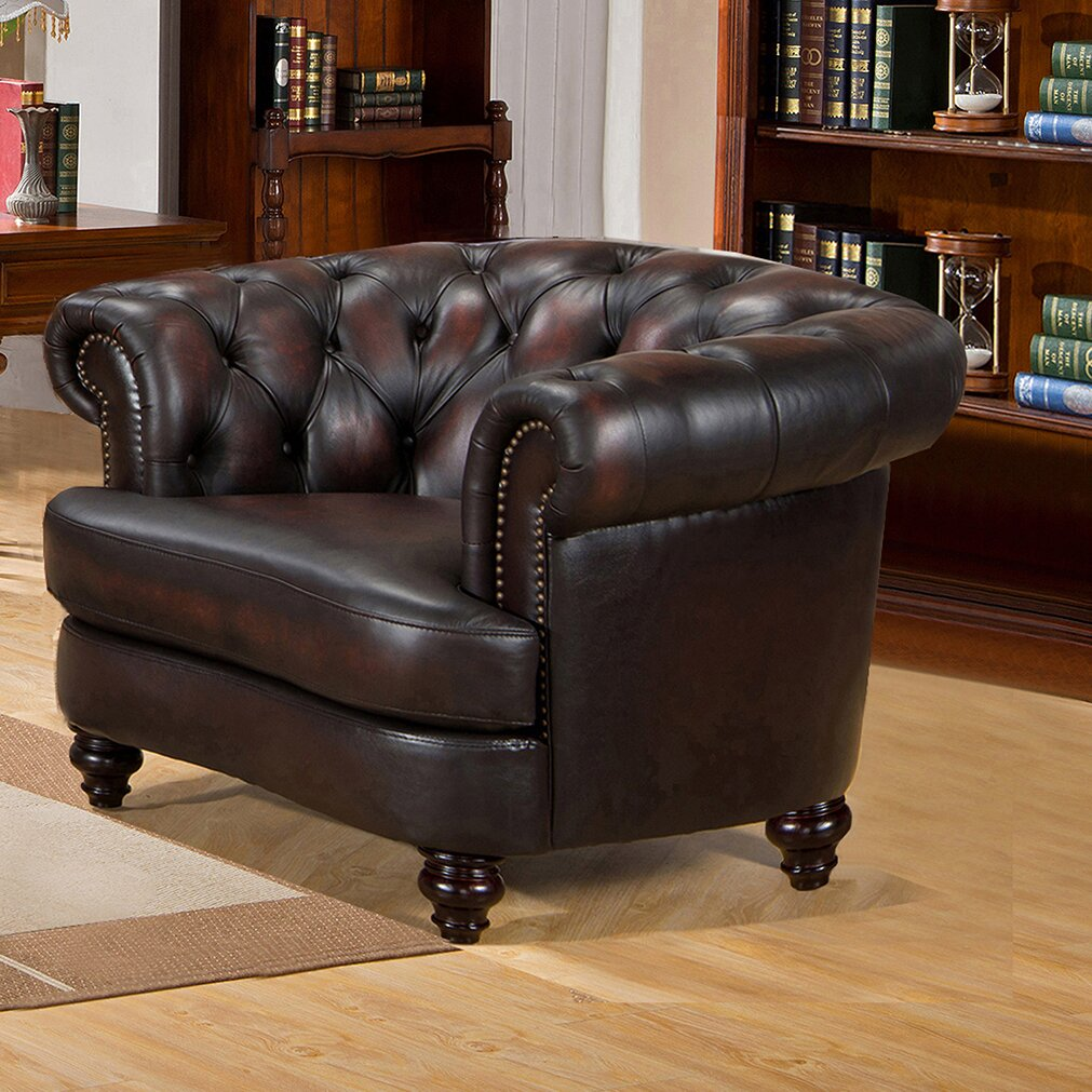 Amax roosevelt 2 piece leather living room set 2 piece leather living room set