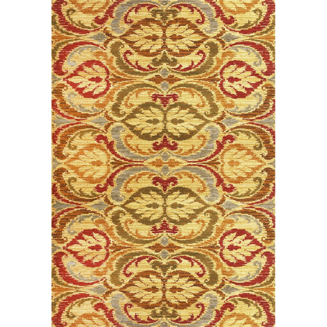 Kas rugs lifestyles gold firenze area rug reviews wayfair for Where can i buy area rugs