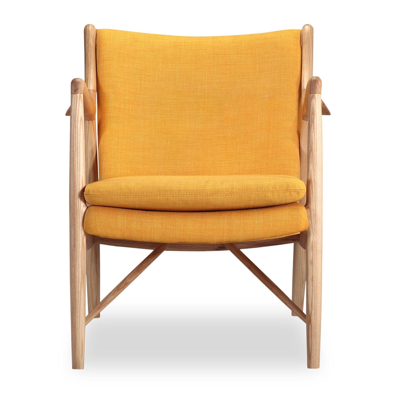 Kardiel copenhagen 45 mid century modern arm chair wayfair for Modern arm chair