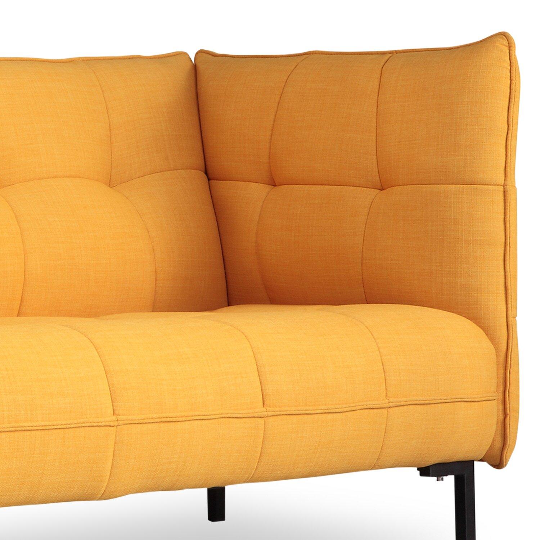 kardiel hepburn contemporary modern loft sofa reviews wayfair. Black Bedroom Furniture Sets. Home Design Ideas