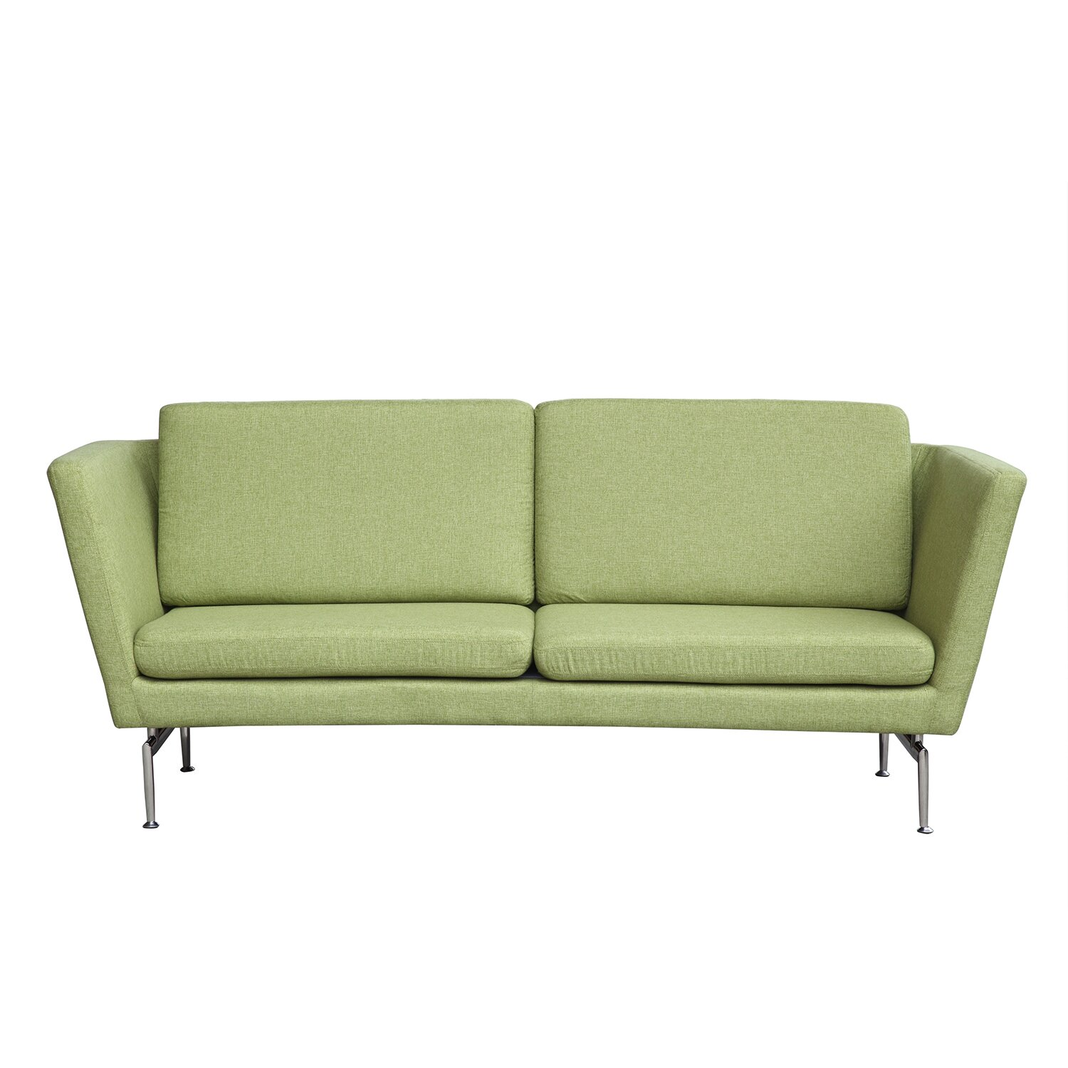 Kardiel vorgen mid century modern loft sofa wayfair for Modern love seats