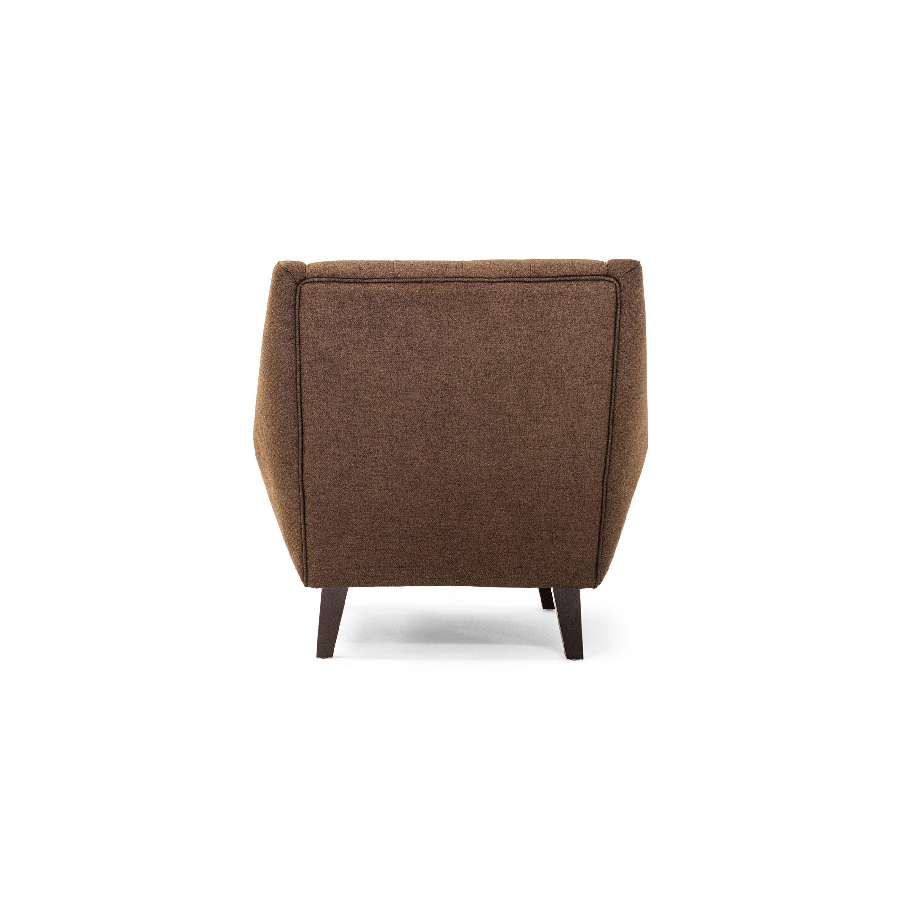 Kar l Stuart Lounge Chair and Ottoman