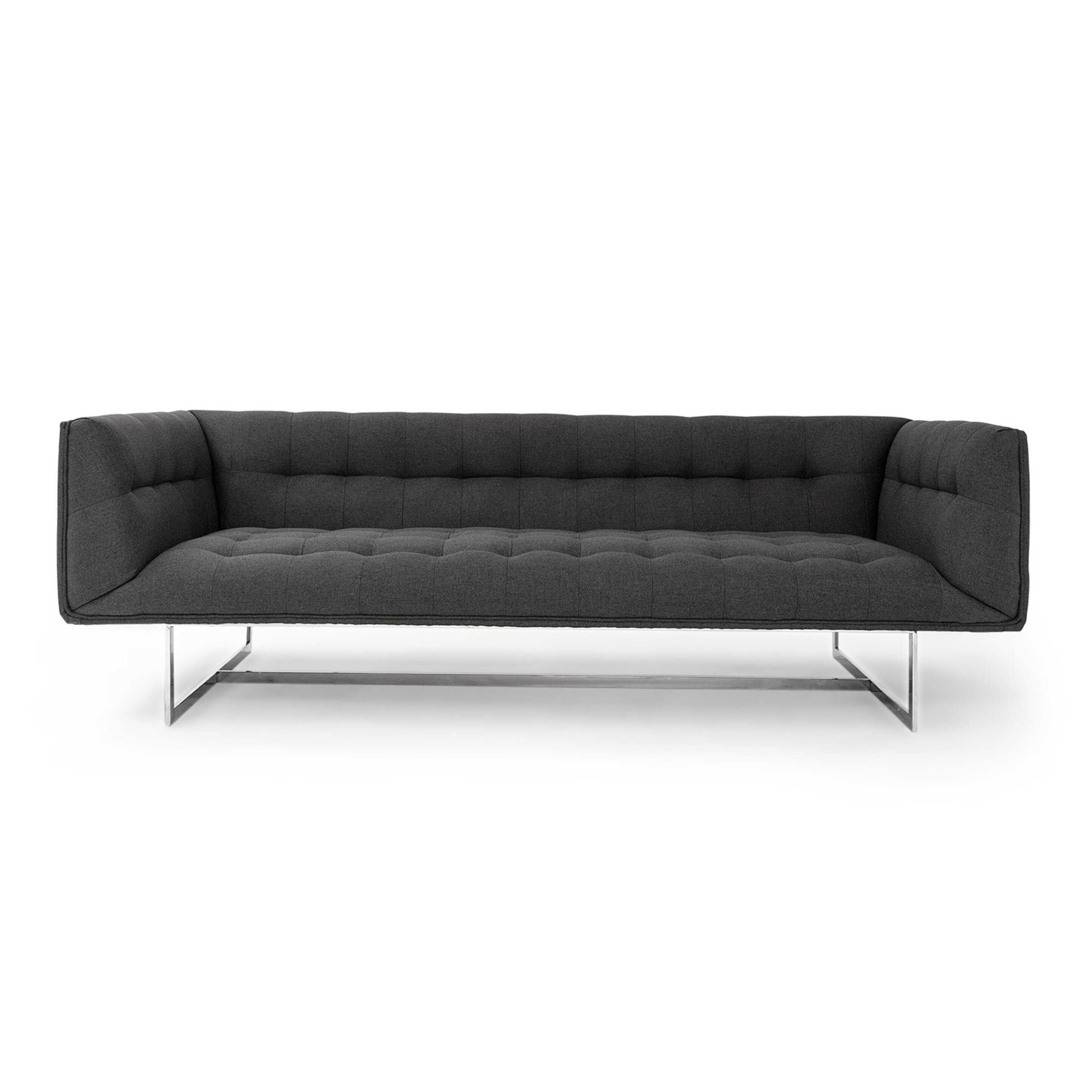 kardiel edward mid century modern sofa reviews wayfair. Black Bedroom Furniture Sets. Home Design Ideas