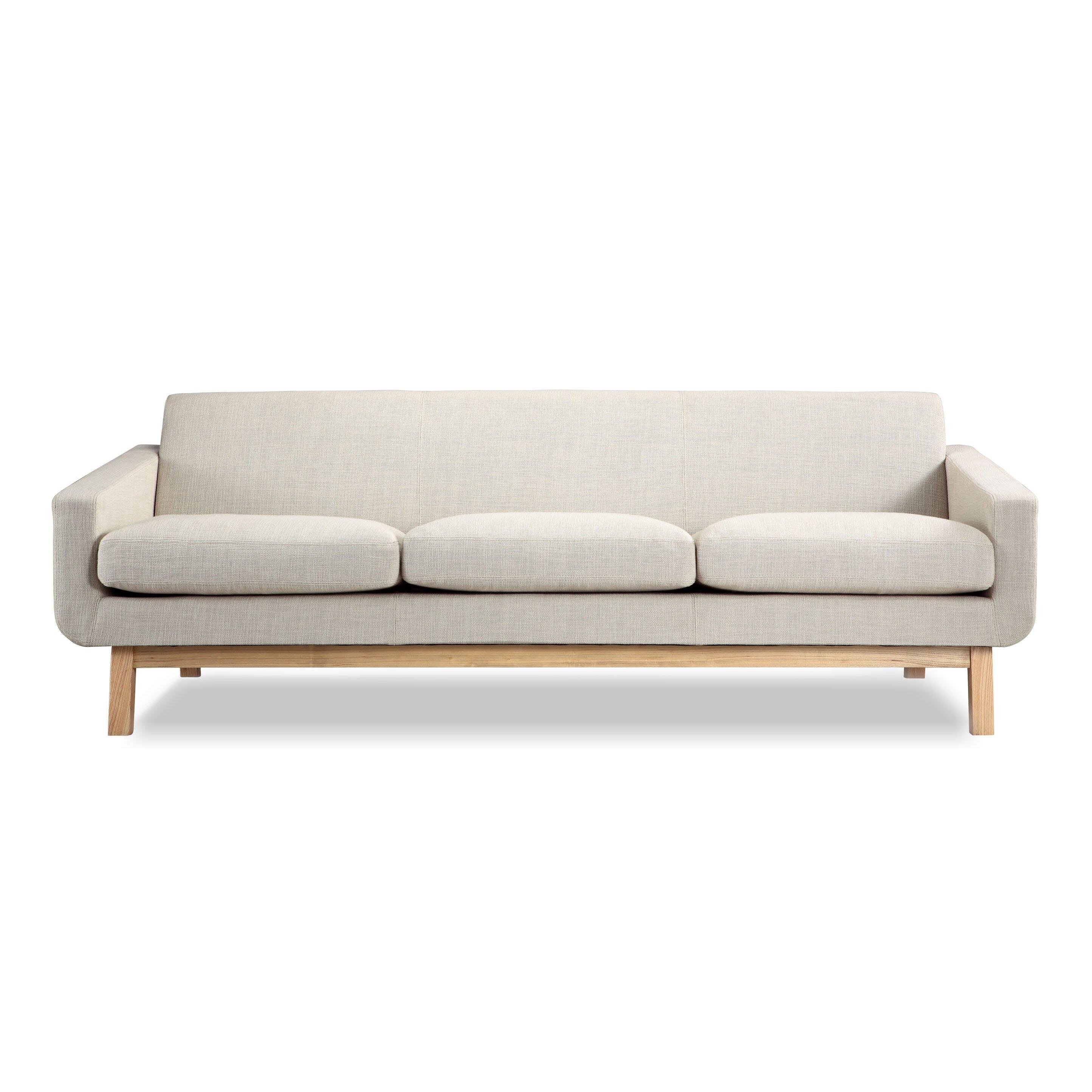 Kardiel platform mid century modern classic sofa reviews for Classic sofa