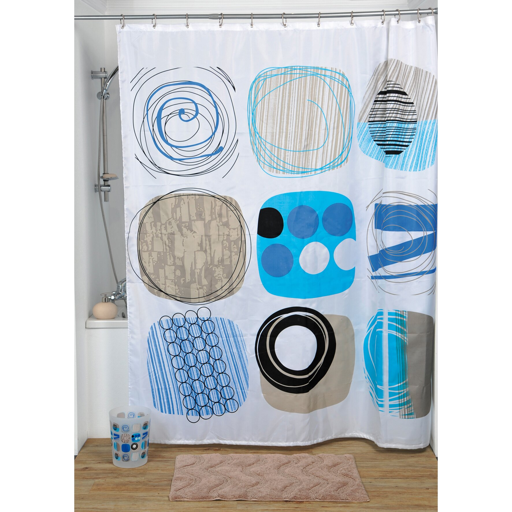 Target bathroom accessories shower curtains - Skull Shower Curtain Target Blue And White Striped Shower Curtain Target Fashionable Shower Curtains Sylve Bathroom