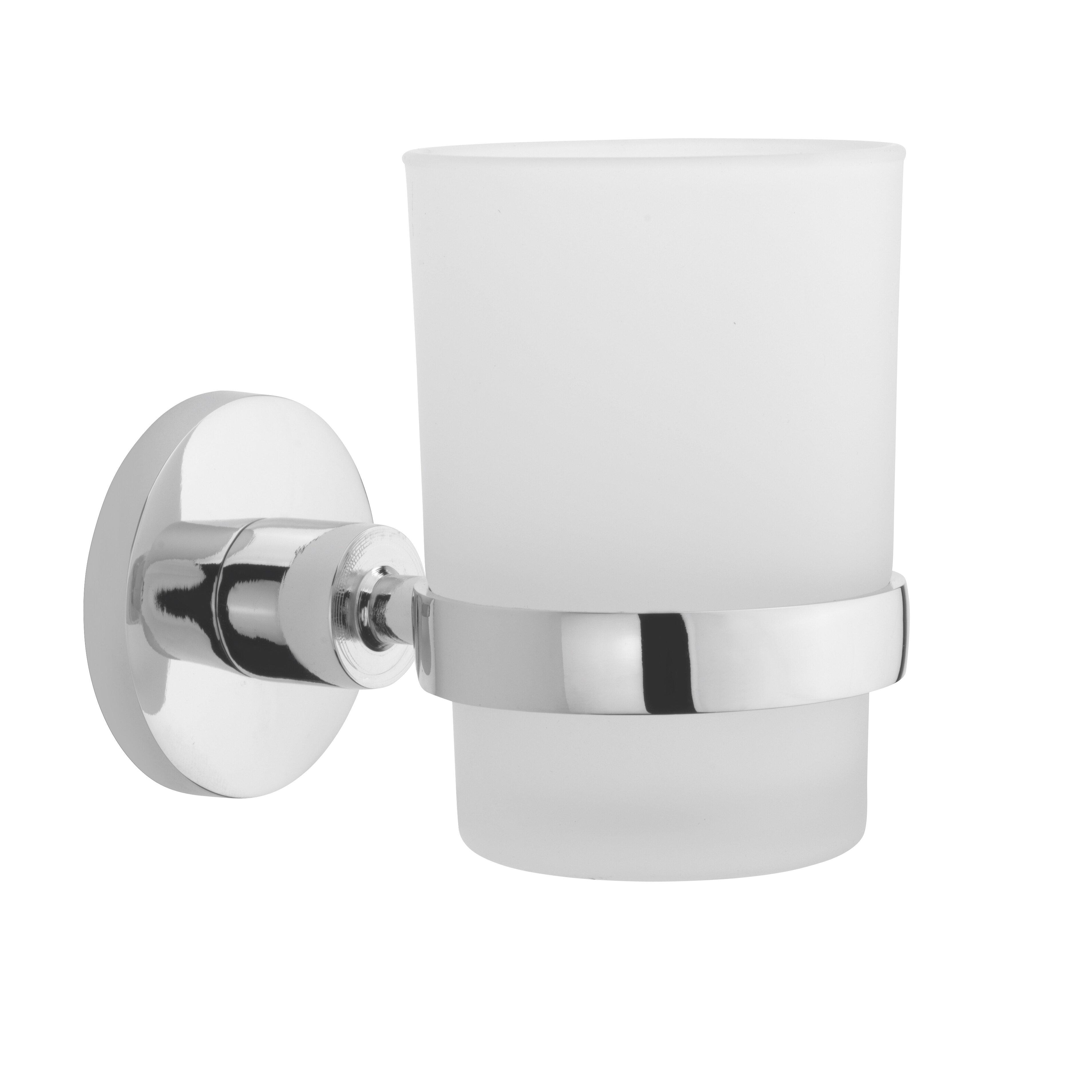Belfry tumbler and holder reviews wayfair uk for Bathroom tumbler