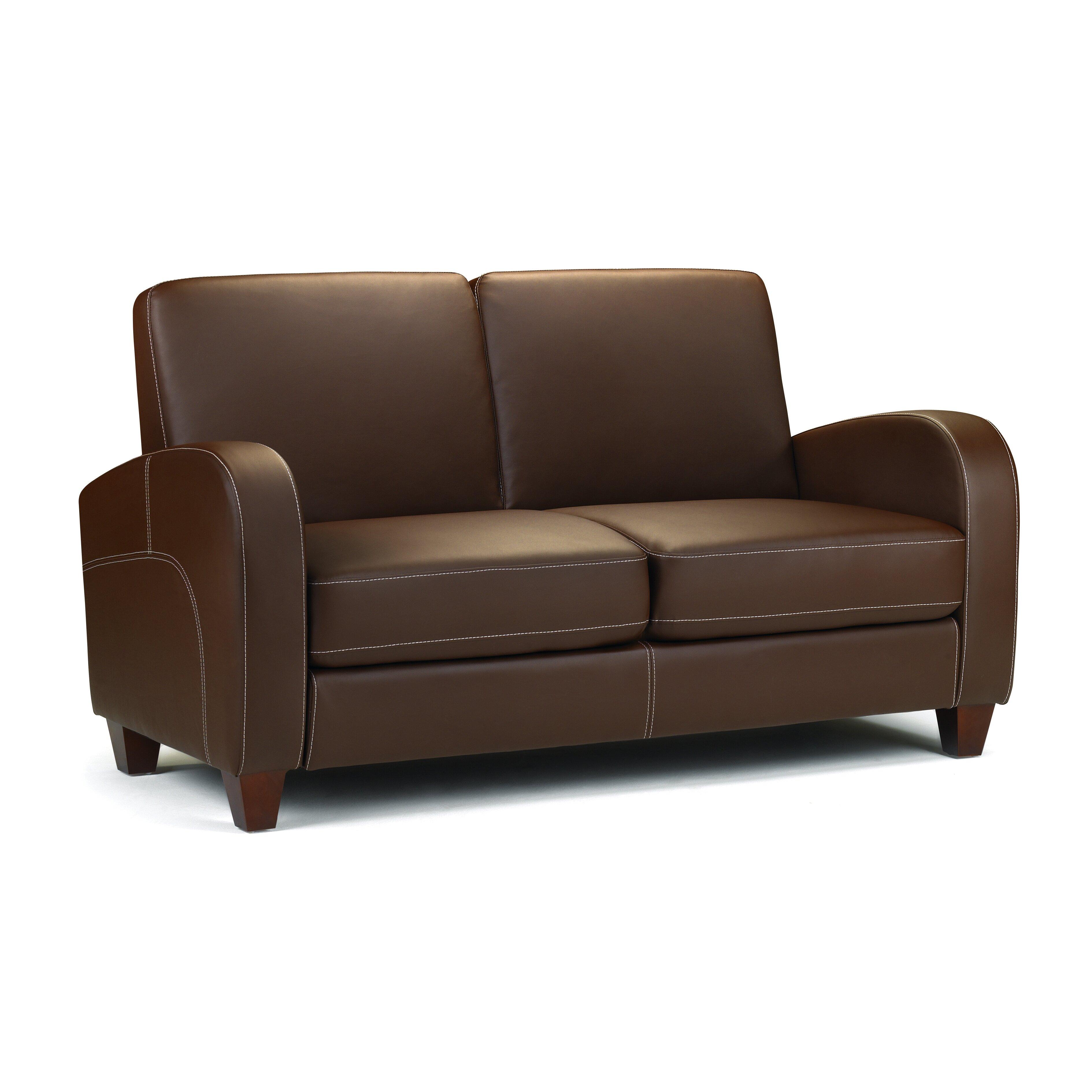 Andover mills judith 2 seater sofa reviews wayfair uk for Bedroom 2 seater sofa