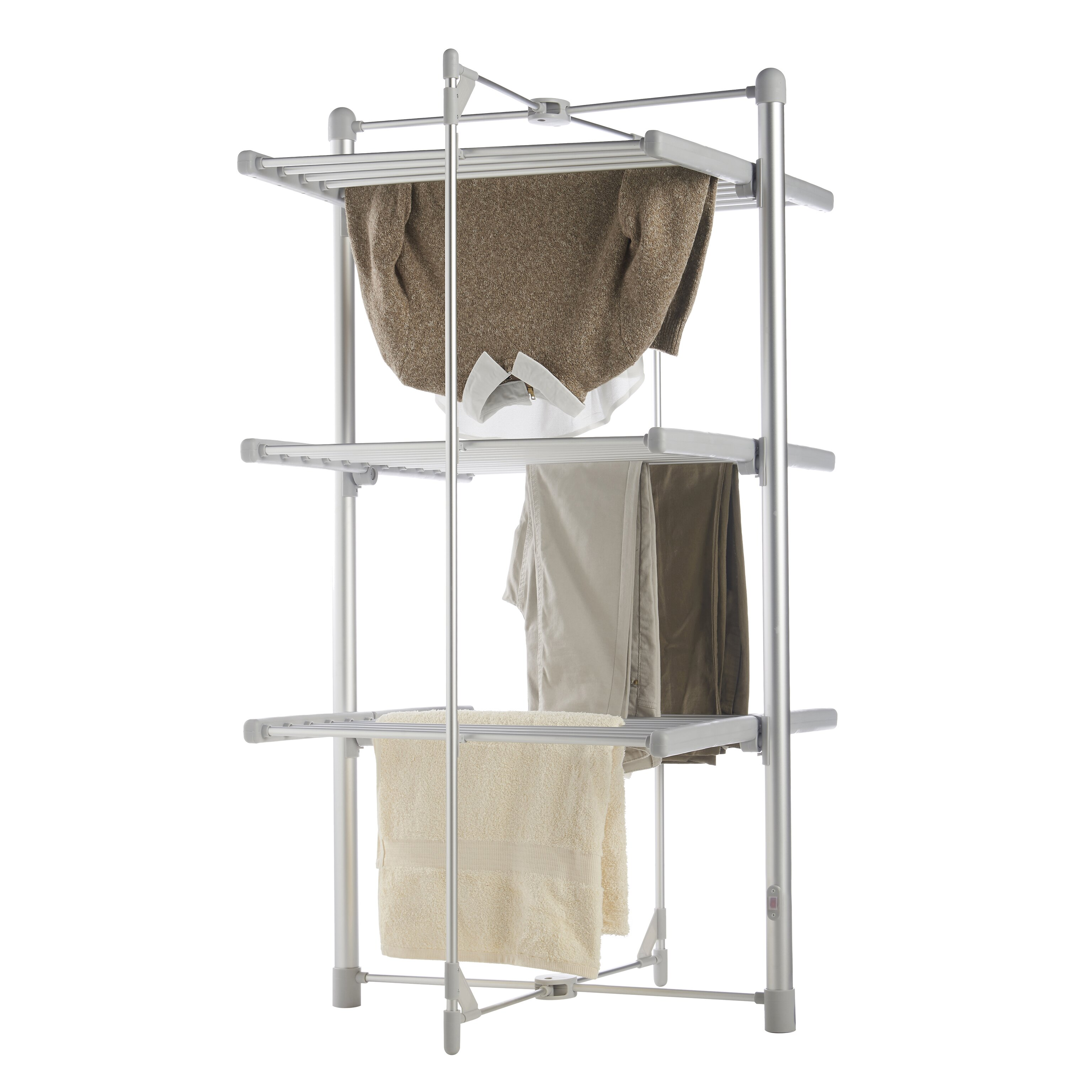 Vonhaus Heated Clothes Drying Rack Reviews Wayfair