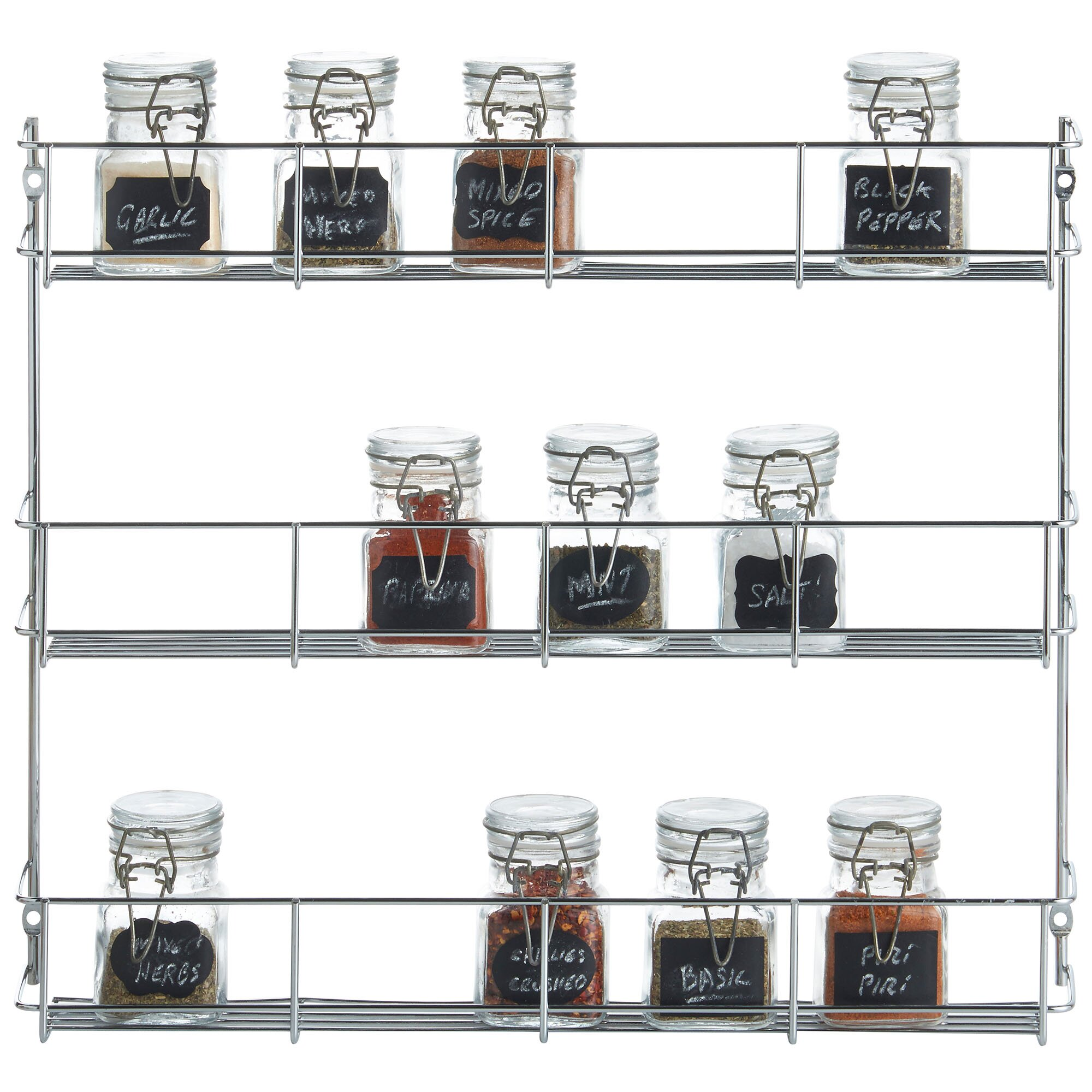 vonshef 3 tier spice rack reviews. Black Bedroom Furniture Sets. Home Design Ideas