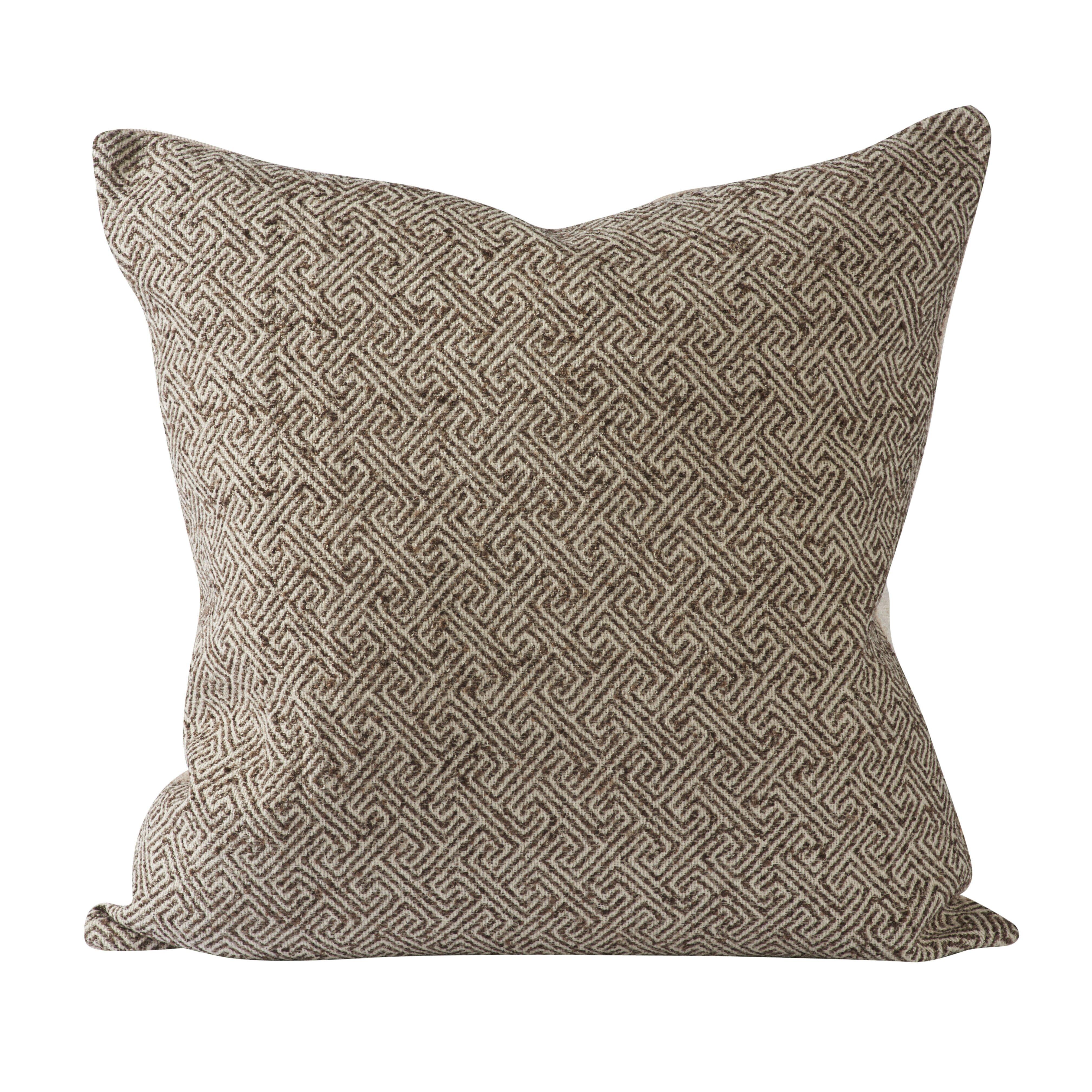 Throw Pillows Custom : Vesper Lane Custom Upholstery Throw Pillow Wayfair