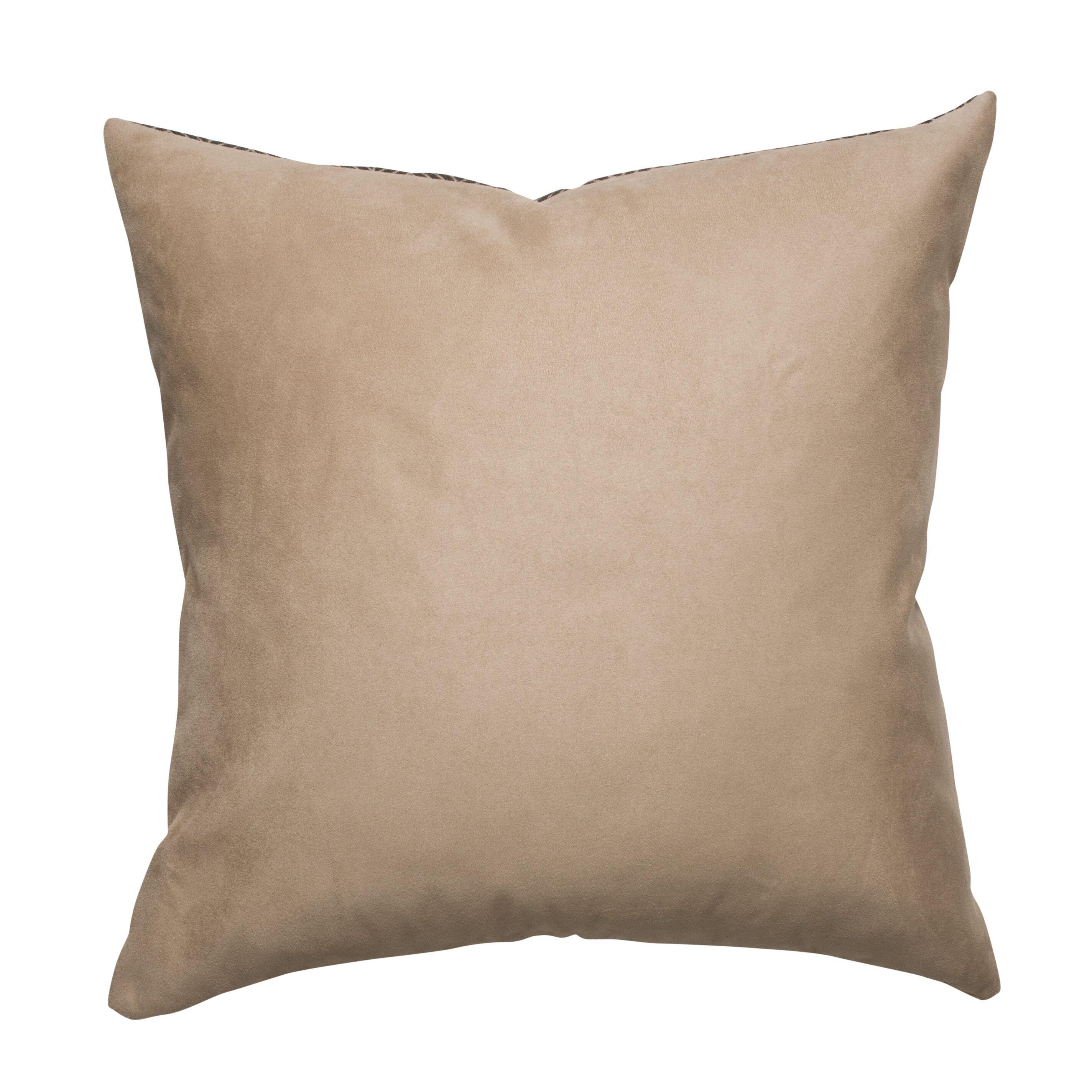 Vesper Lane Custom Upholstery Throw Pillow Wayfair