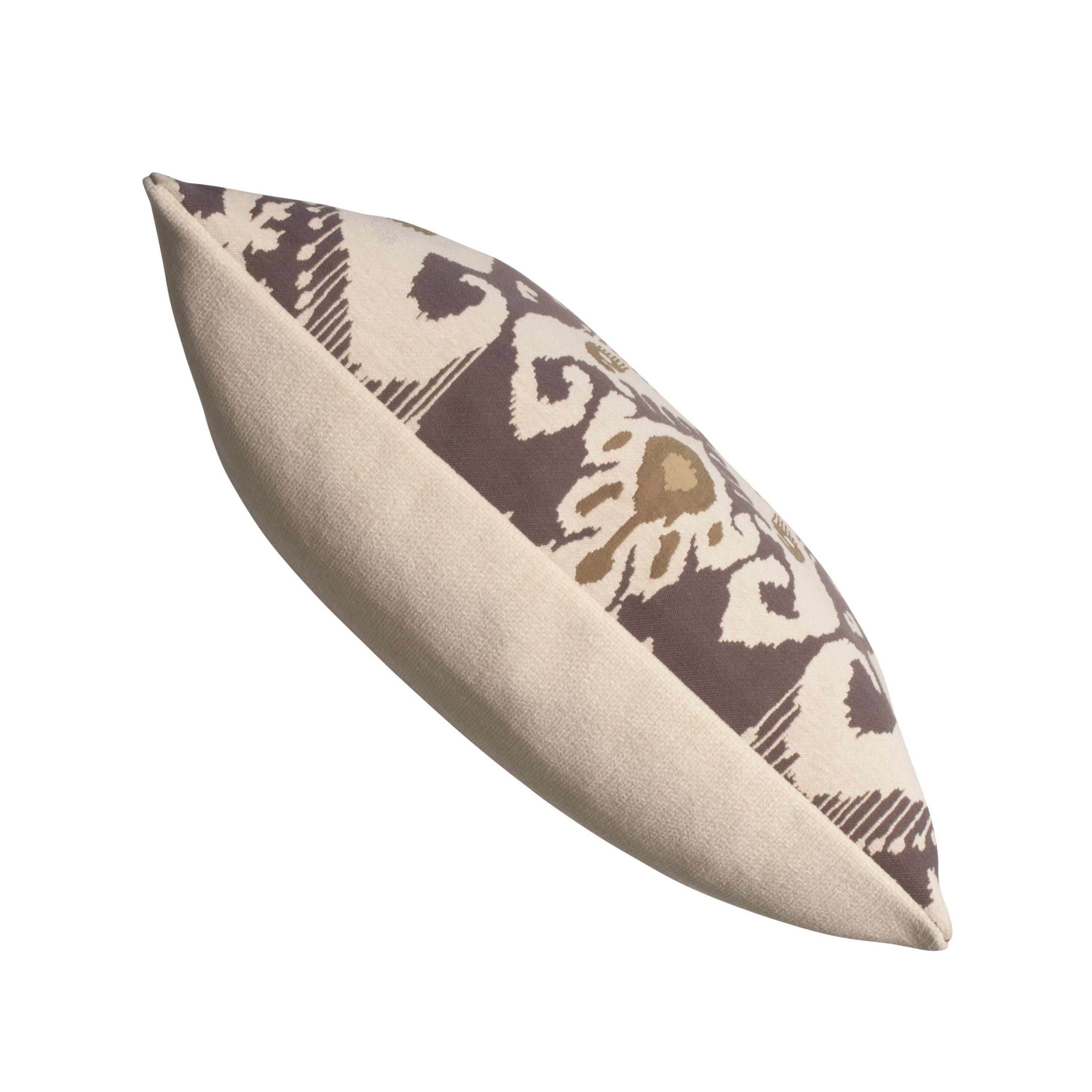 Throw Pillow Fillers : Vesper Lane Ikat Designer Filled Woven Throw Pillow & Reviews Wayfair