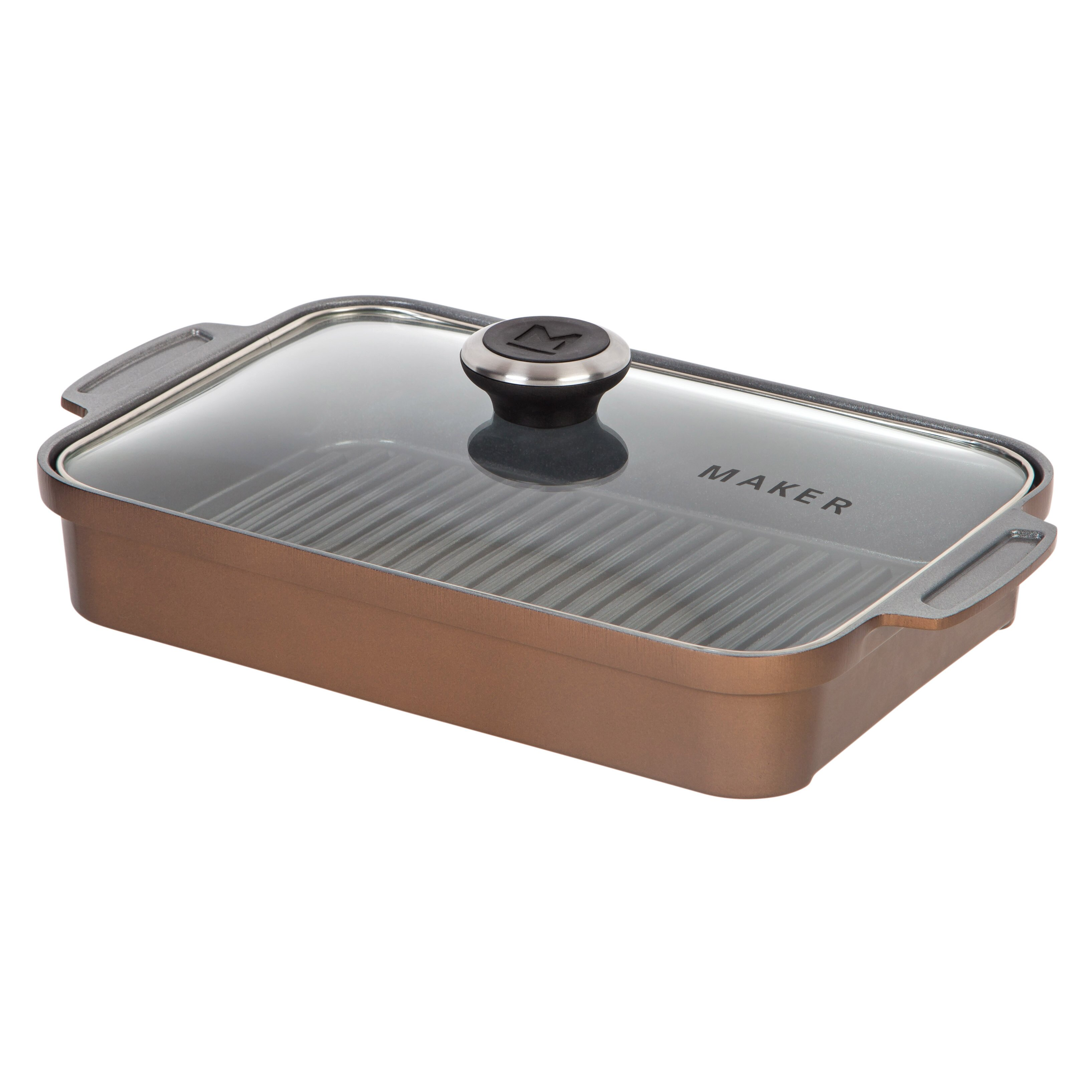 Maker Homeware Steam Grill Pan Wayfair