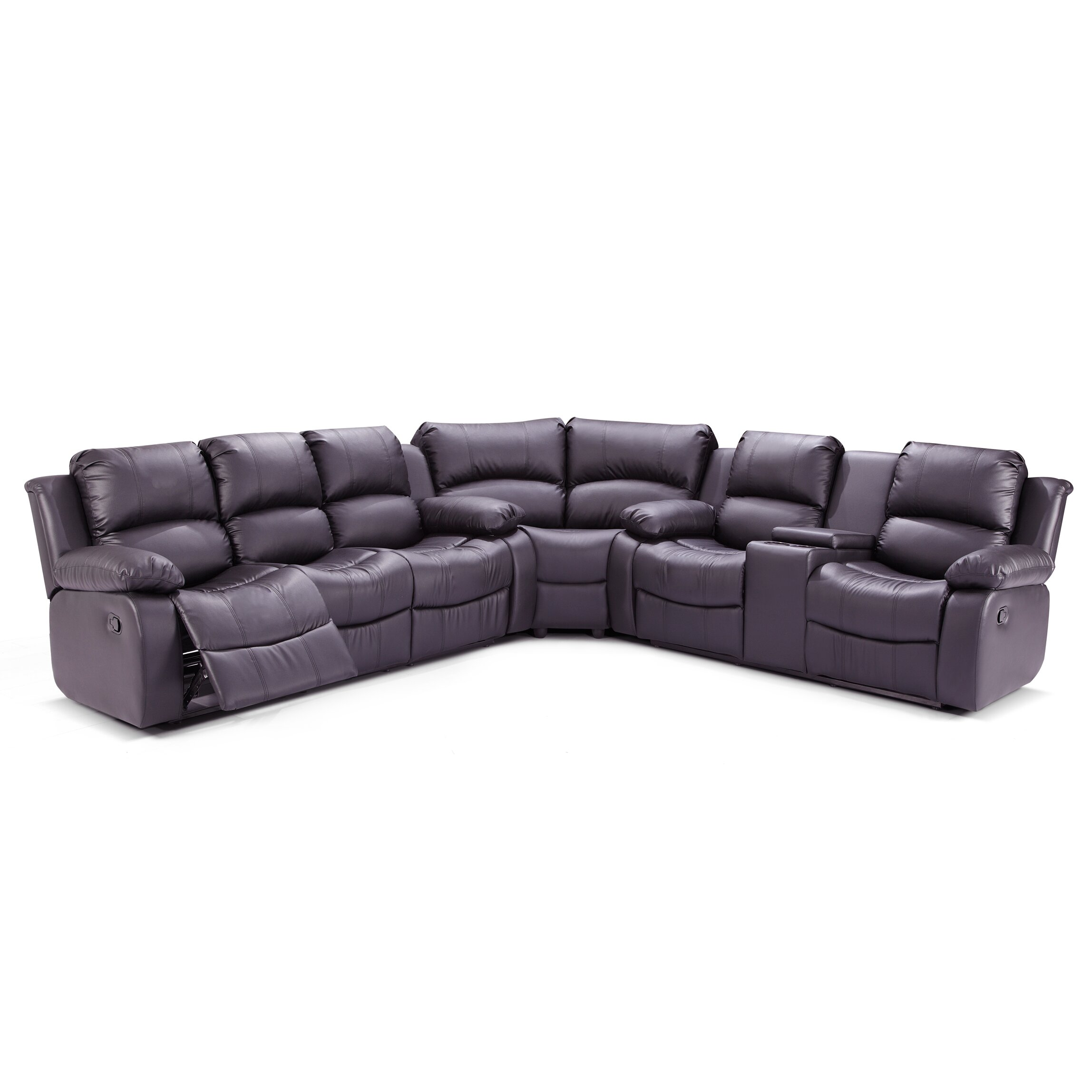 Living In Style Reno Sectional amp Reviews   Wayfair