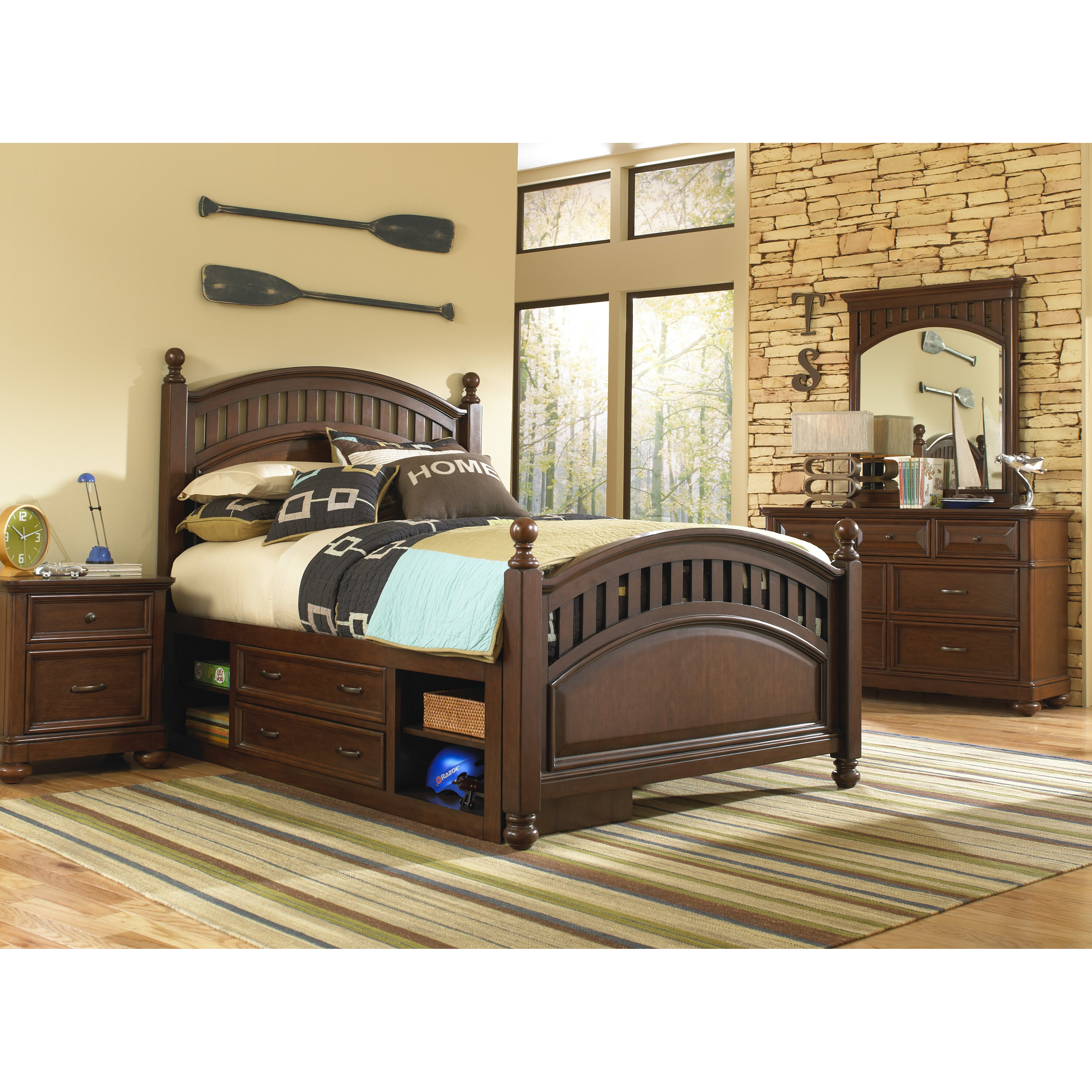 Samuel Lawrence Expedition Panel Customizable Bedroom Set Reviews