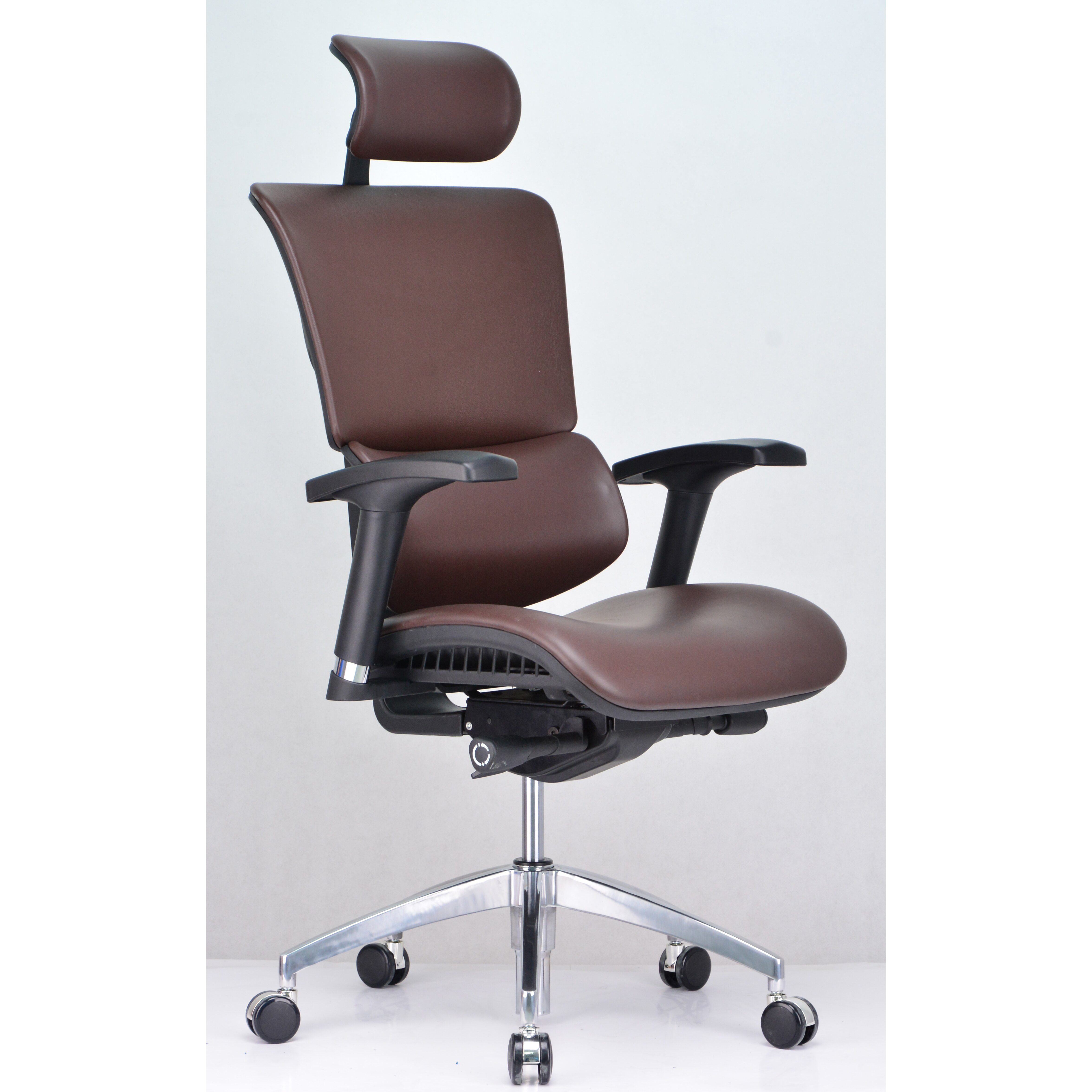 Conklin Office Furniture Vito High Back Leather Executive