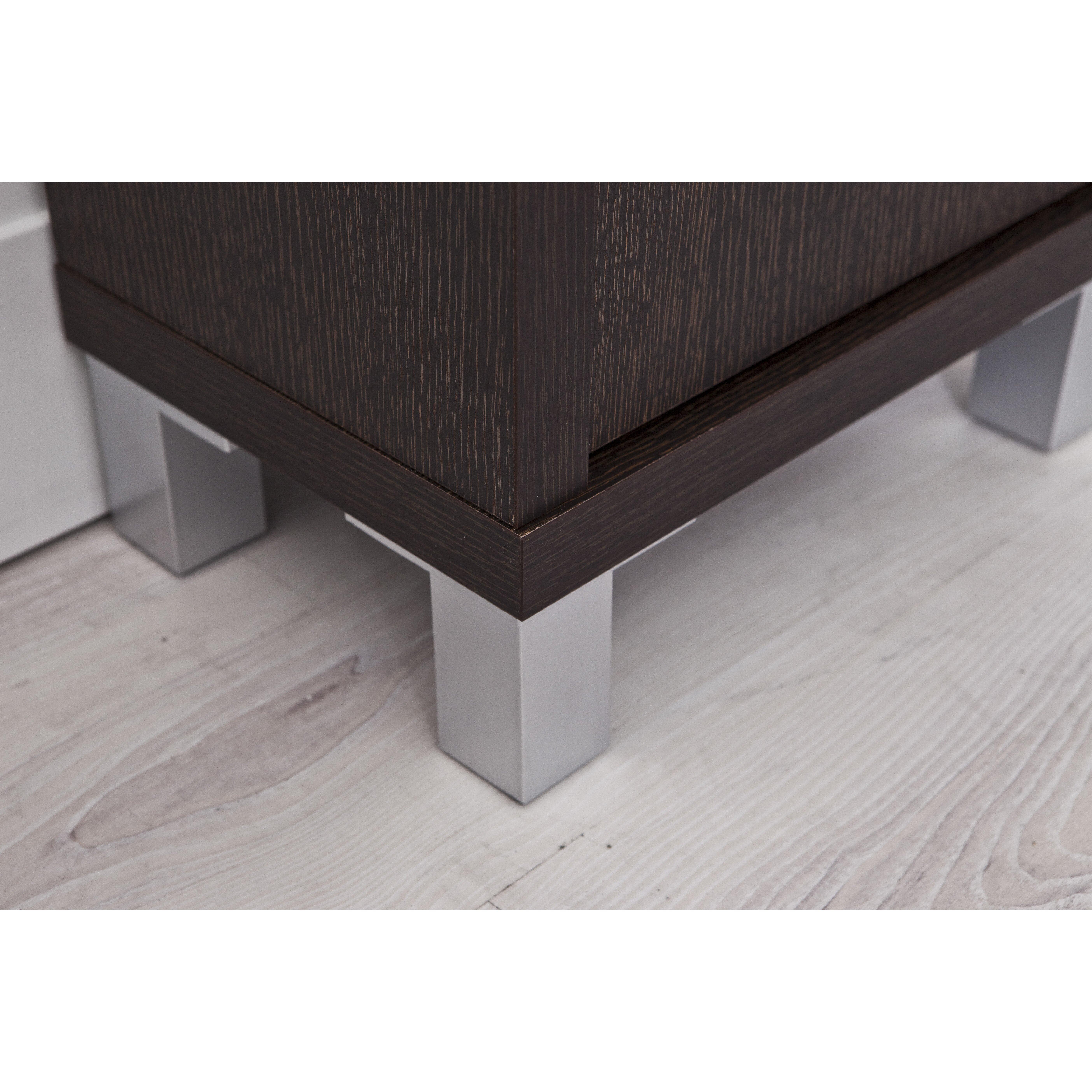 Hokku Designs Galveston 34 x 141cm Freestanding Cabinet
