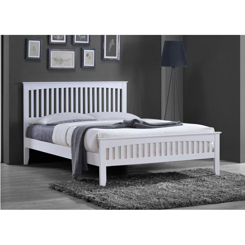 Home loft concept marina bed frame reviews wayfair uk for Concept beds