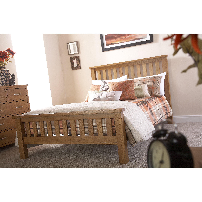 home loft concept bowden bed frame reviews wayfair uk. Black Bedroom Furniture Sets. Home Design Ideas