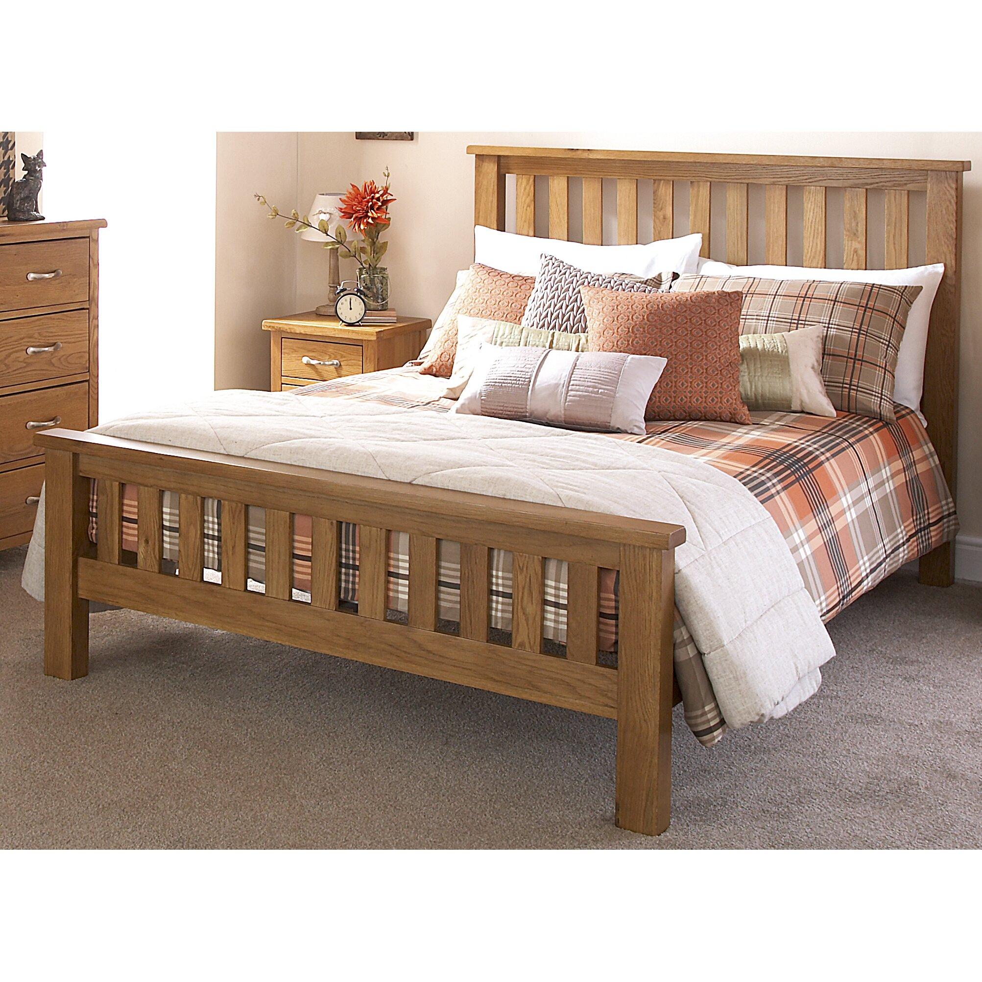 Home loft concept bowden bed frame reviews wayfair uk for Concept beds