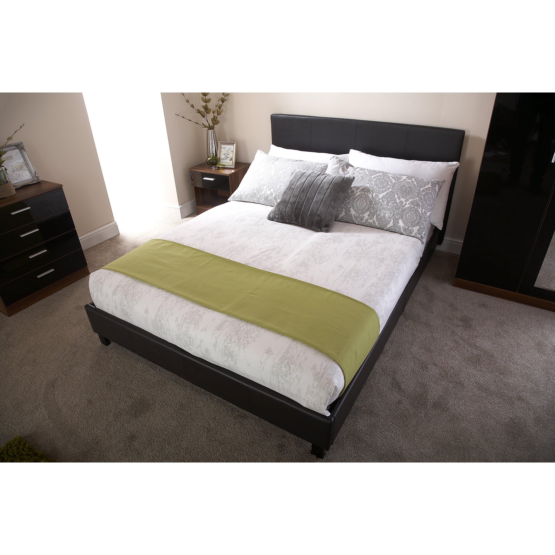 Home loft concept beth bed frame reviews wayfair uk for Home loft concept bunk bed