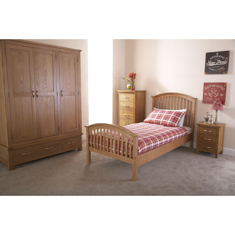 Home loft concept madeline bed frame reviews wayfair uk for Home loft concept bunk bed