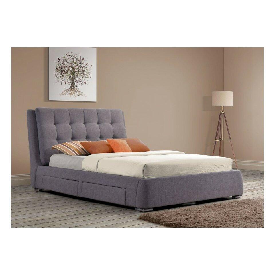 Home loft concept mona super king storage bed wayfair uk for Concept beds