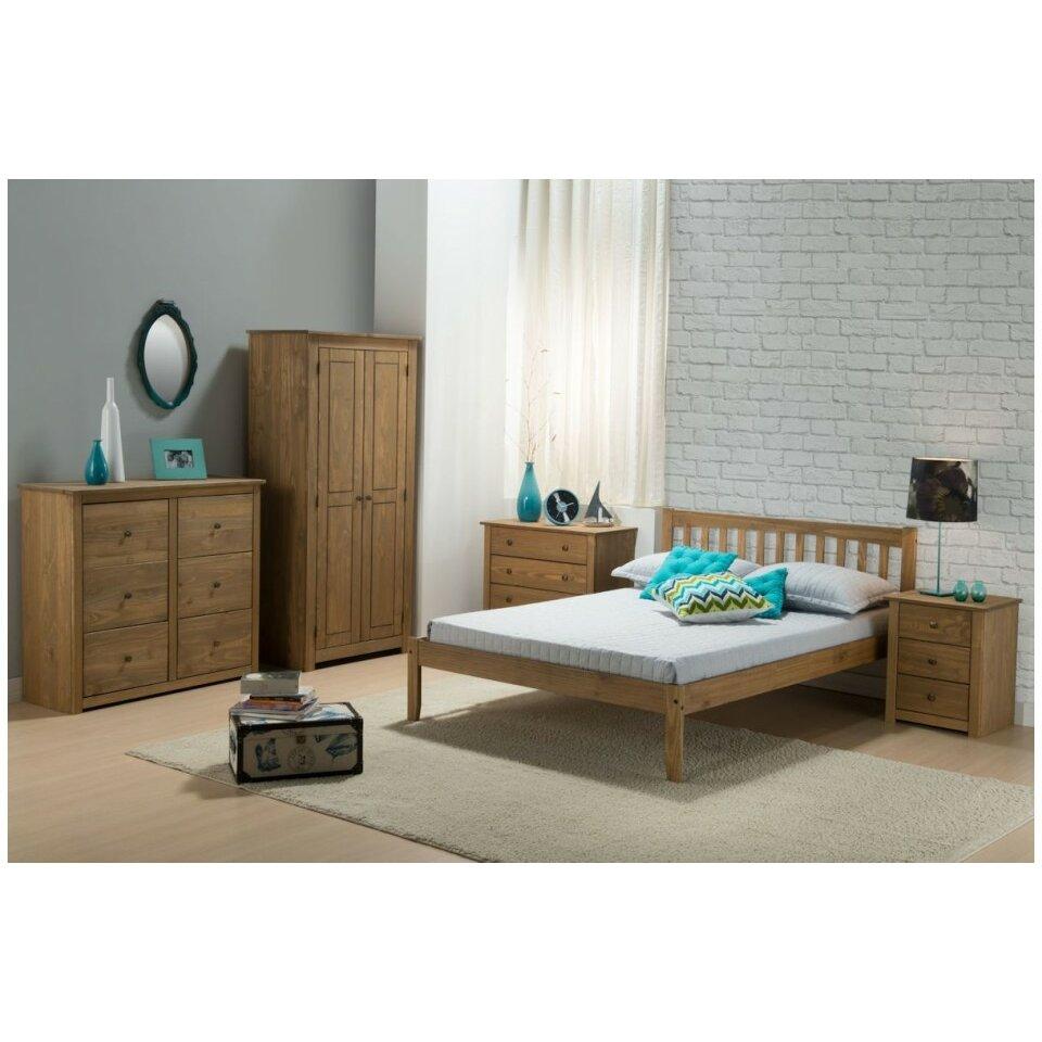home loft concept sascha 6 drawers chest of drawers wayfair uk. Black Bedroom Furniture Sets. Home Design Ideas