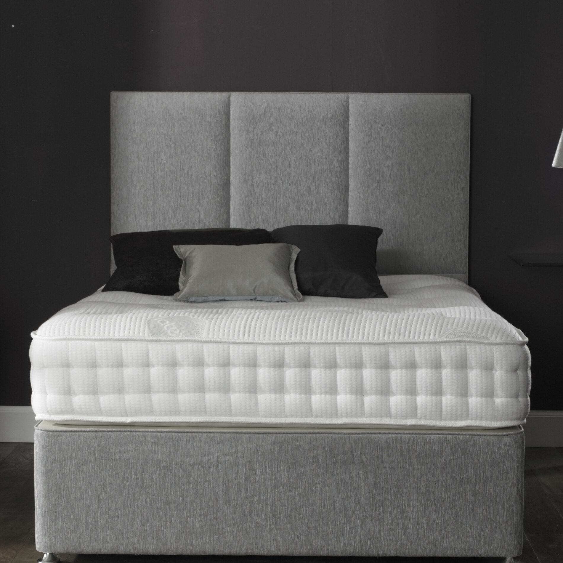 Home Loft Concept Rodrigo Pocket Sprung 1500 Divan Bed