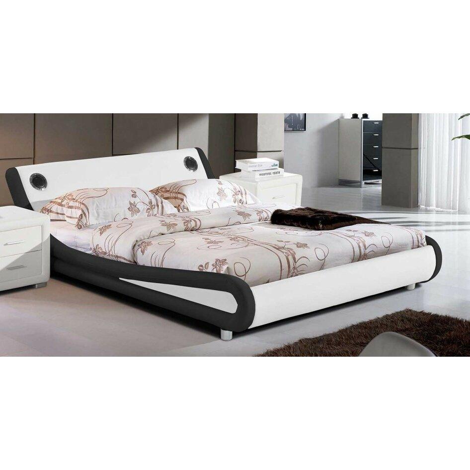 Home loft concept mariba bed frame wayfair uk for Concept beds