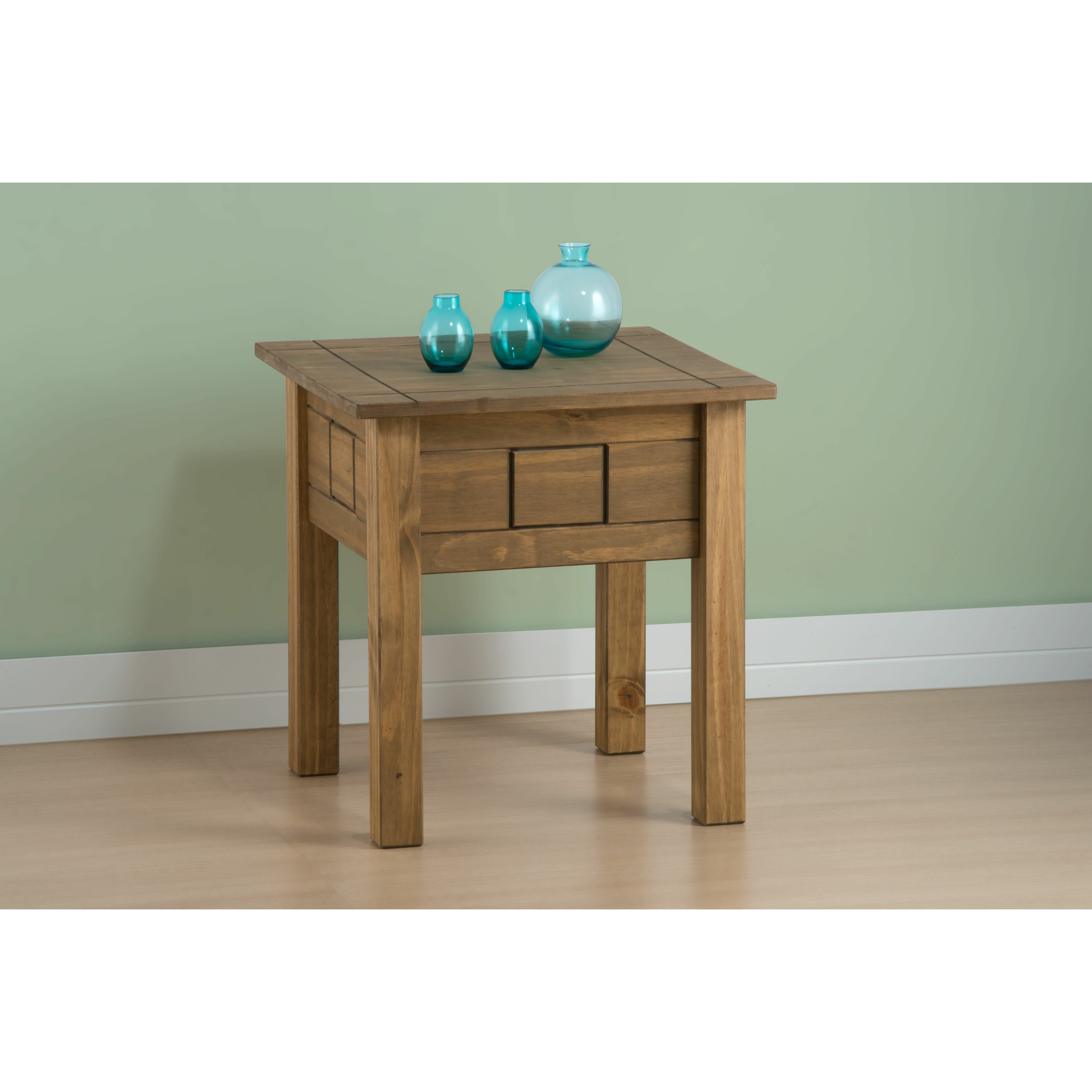 home loft concept sascha side table wayfair uk. Black Bedroom Furniture Sets. Home Design Ideas