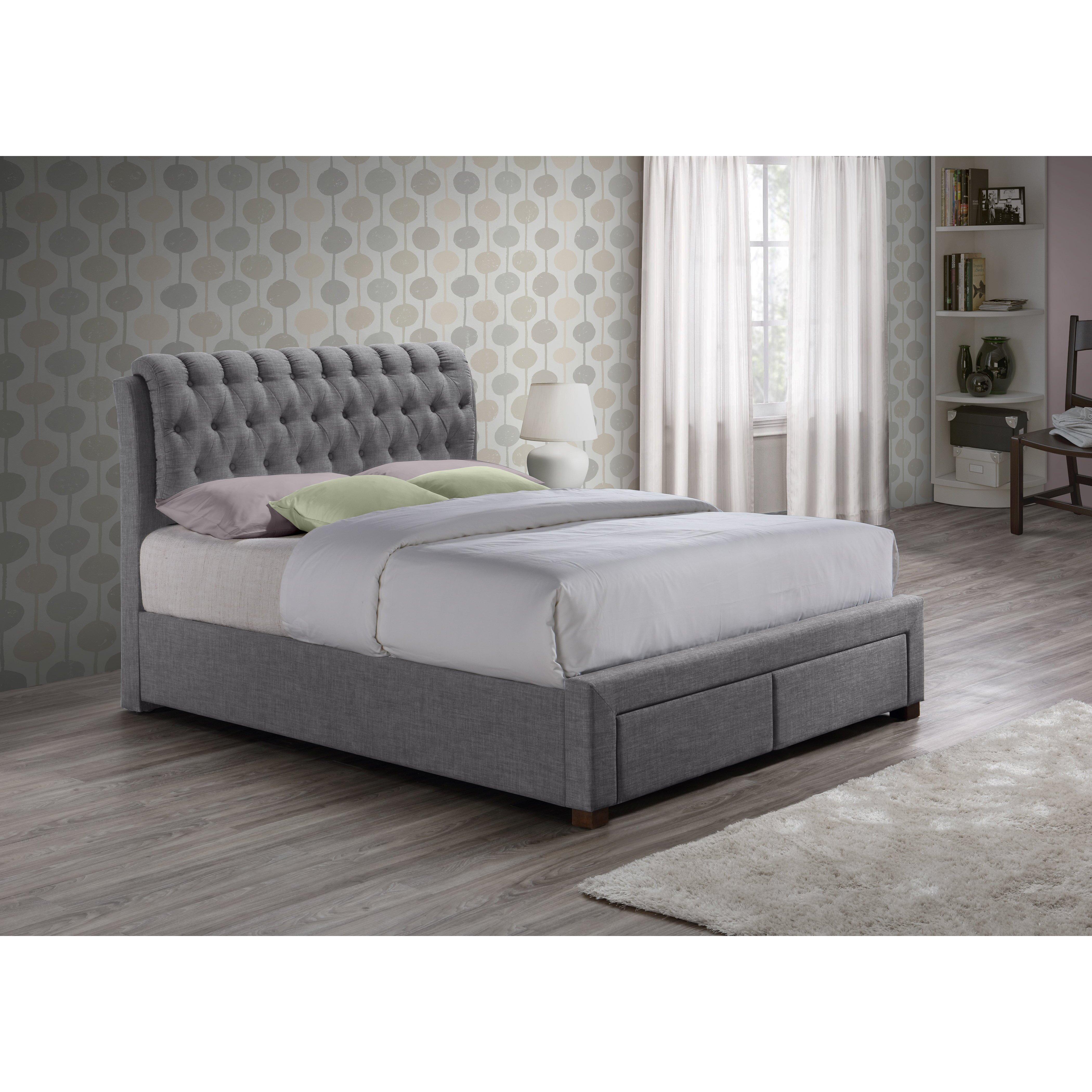 Home loft concept valerie storage bed reviews wayfair uk for Home loft concept bunk bed