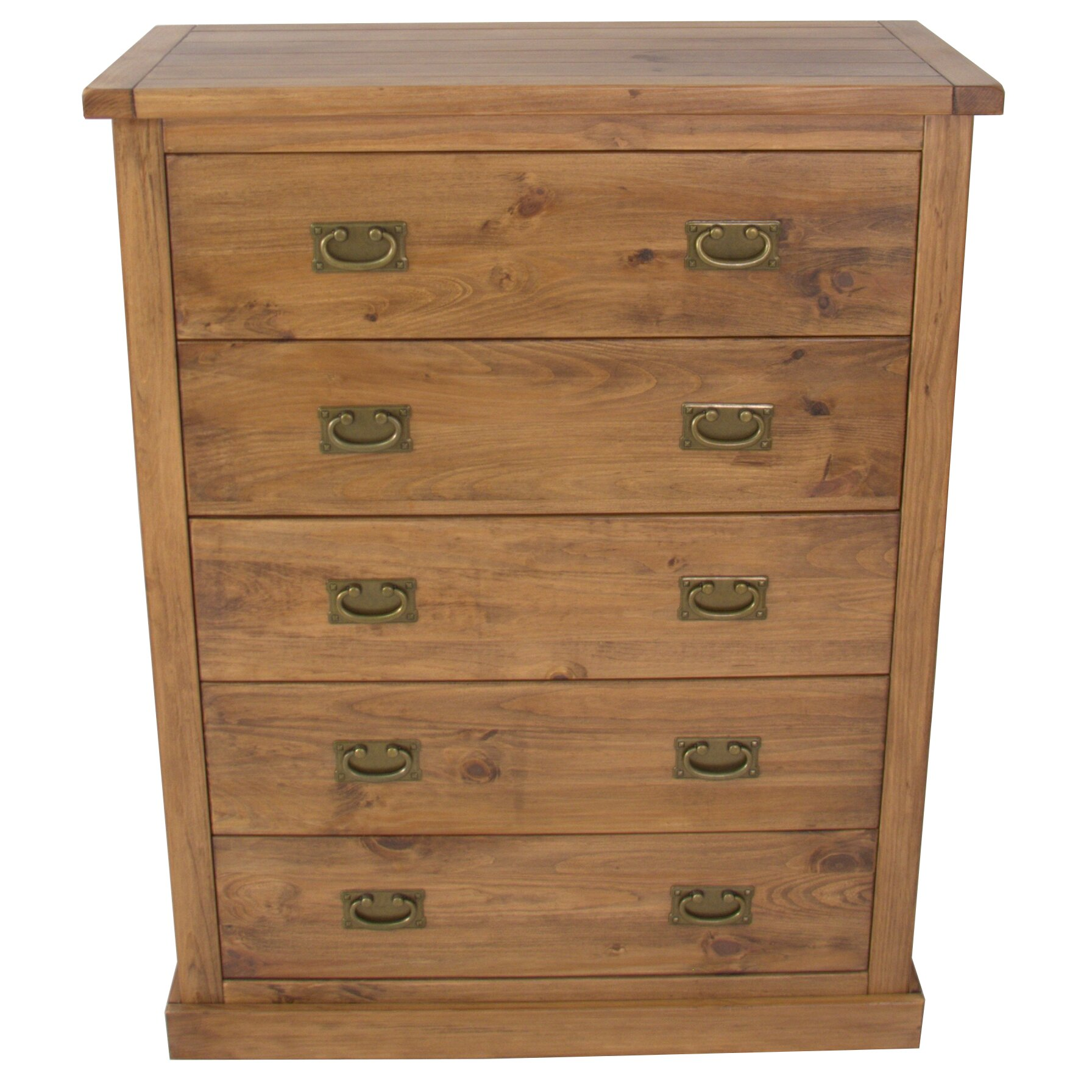 Hazelwood home drawer chest of drawers wayfair uk