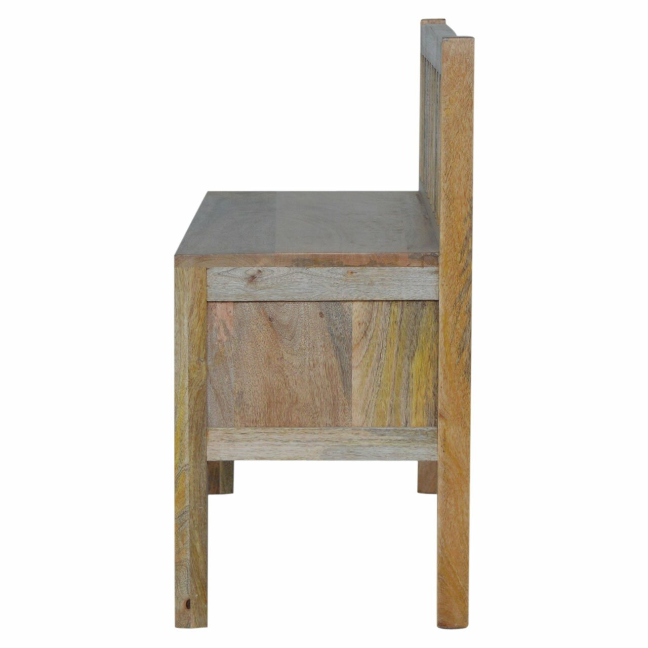 Hazelwood Home Wood Storage Hallway Bench Wayfair Uk