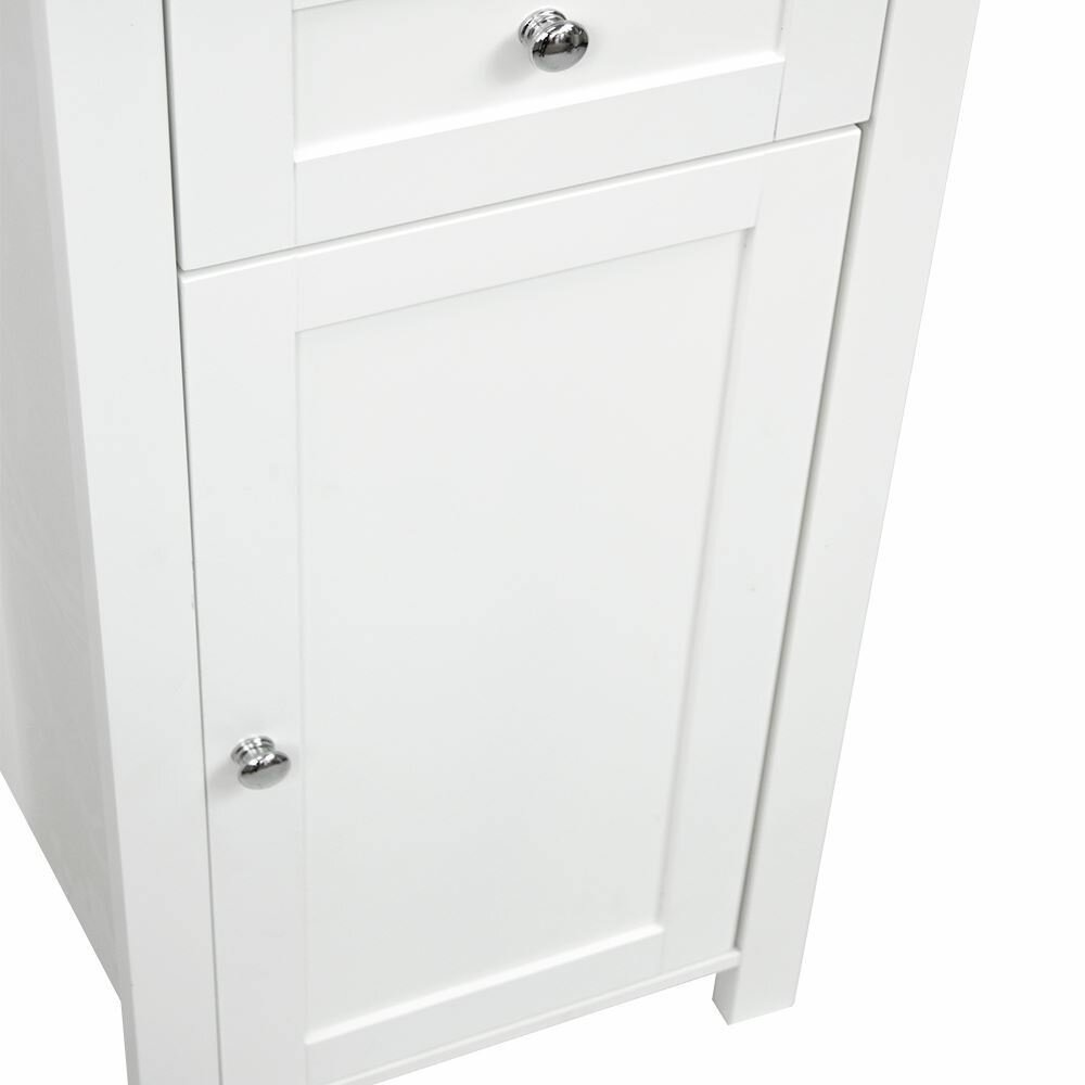 free standing mirrored bathroom cabinet wildon home vida 40 x 190cm mirrored free standing 23226