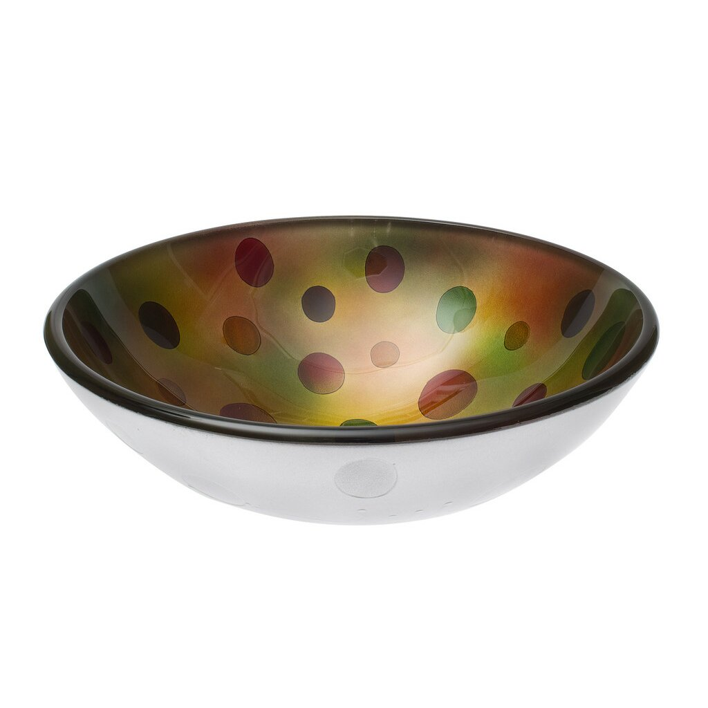 Ailee Designs Giovanni Glass Vessel Sink Reviews