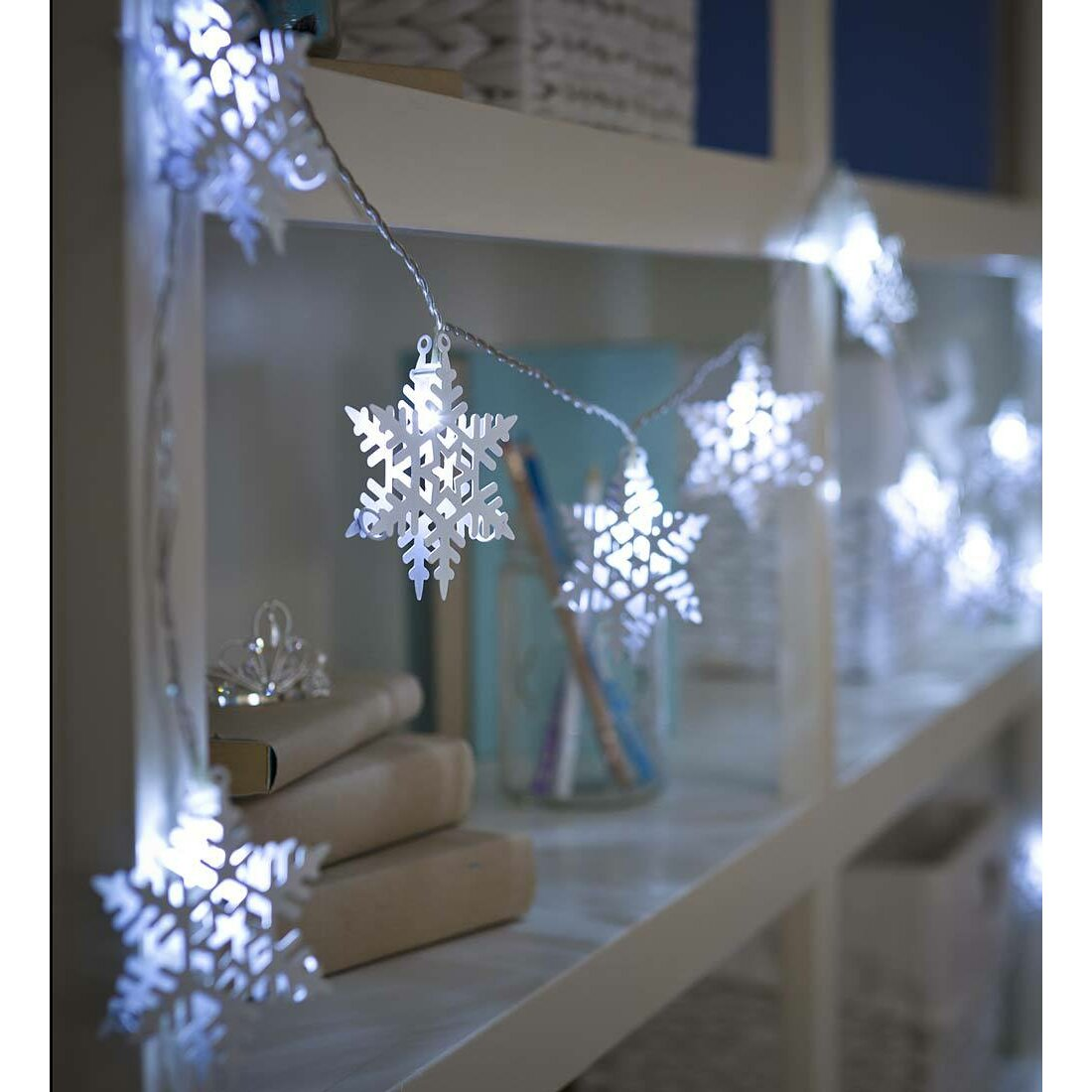 Hearthsong String Lights : HearthSong Snowflake String Light & Reviews Wayfair