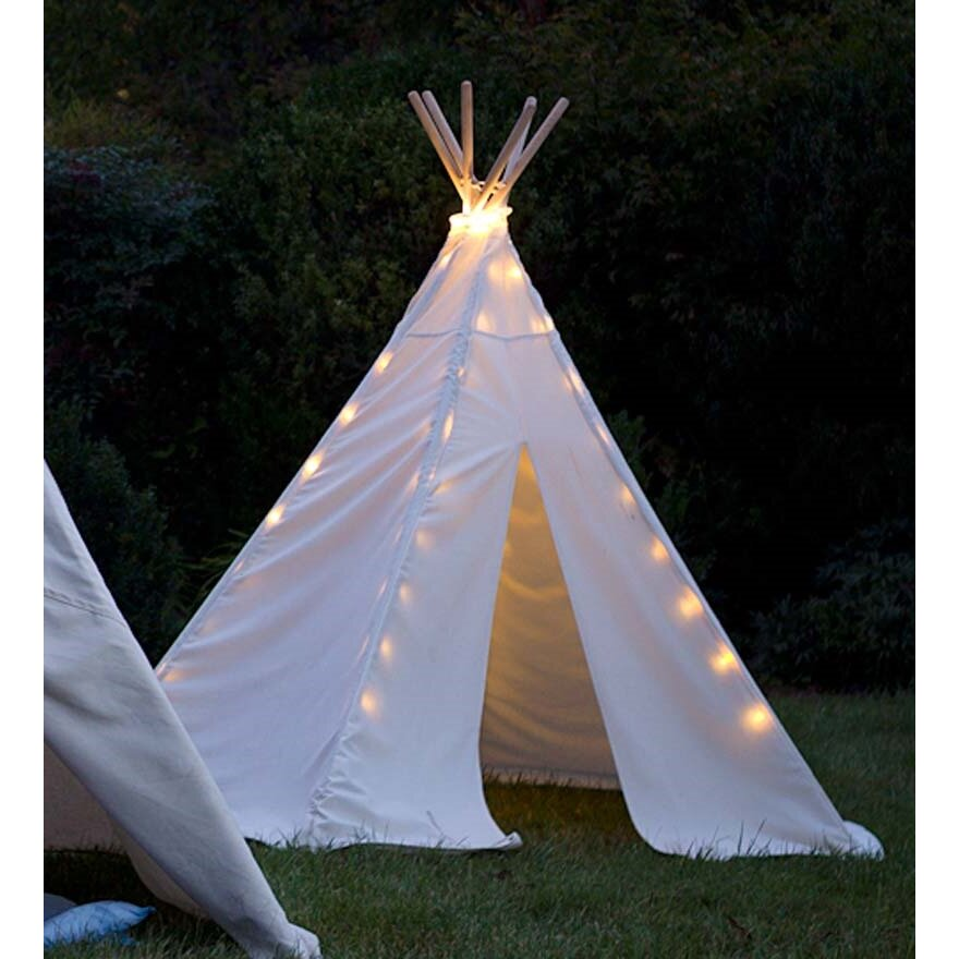 Hearthsong String Lights : HearthSong 7 ft. Fairy String Lights & Reviews Wayfair