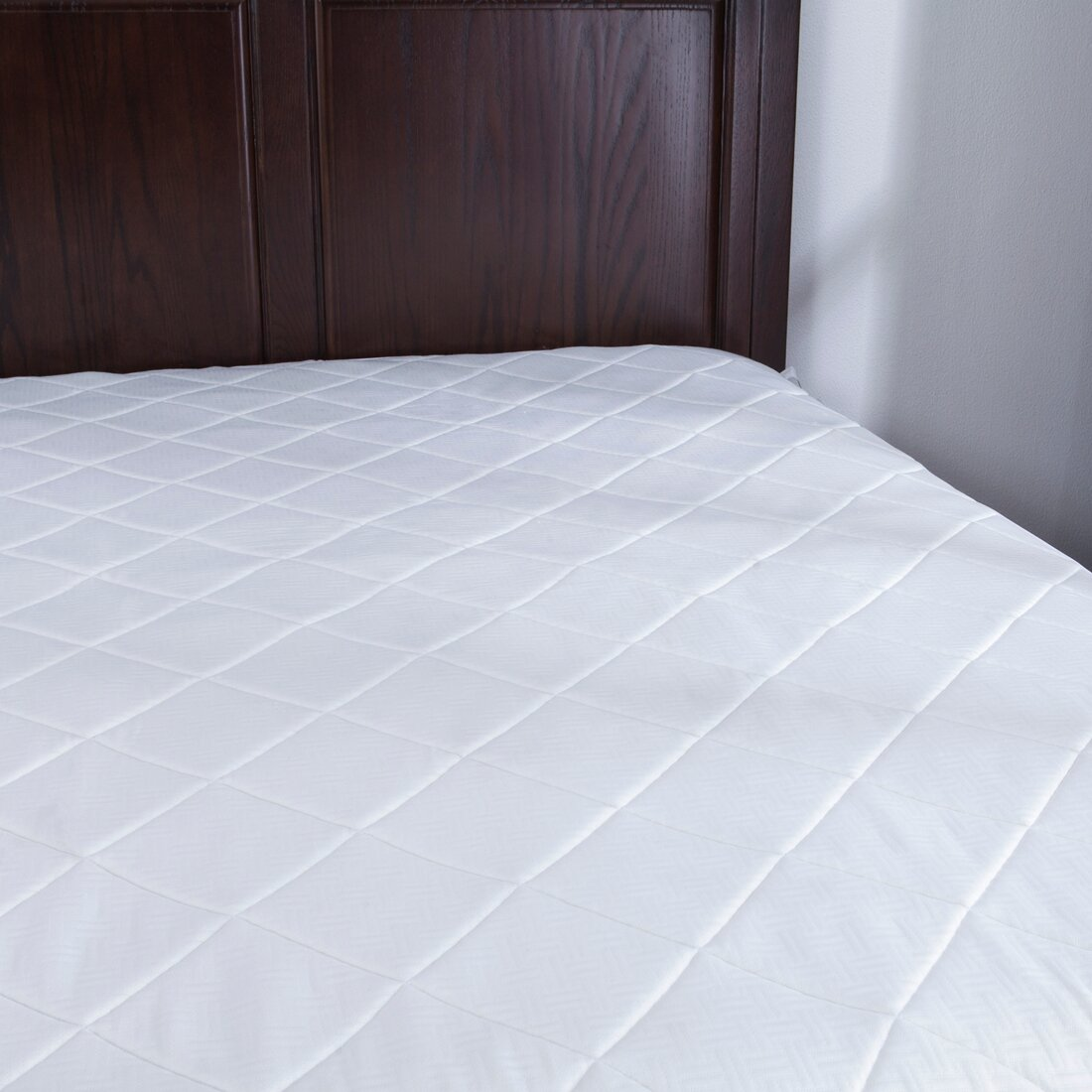 Puredown Memory Foam Mattress Pad Wayfair