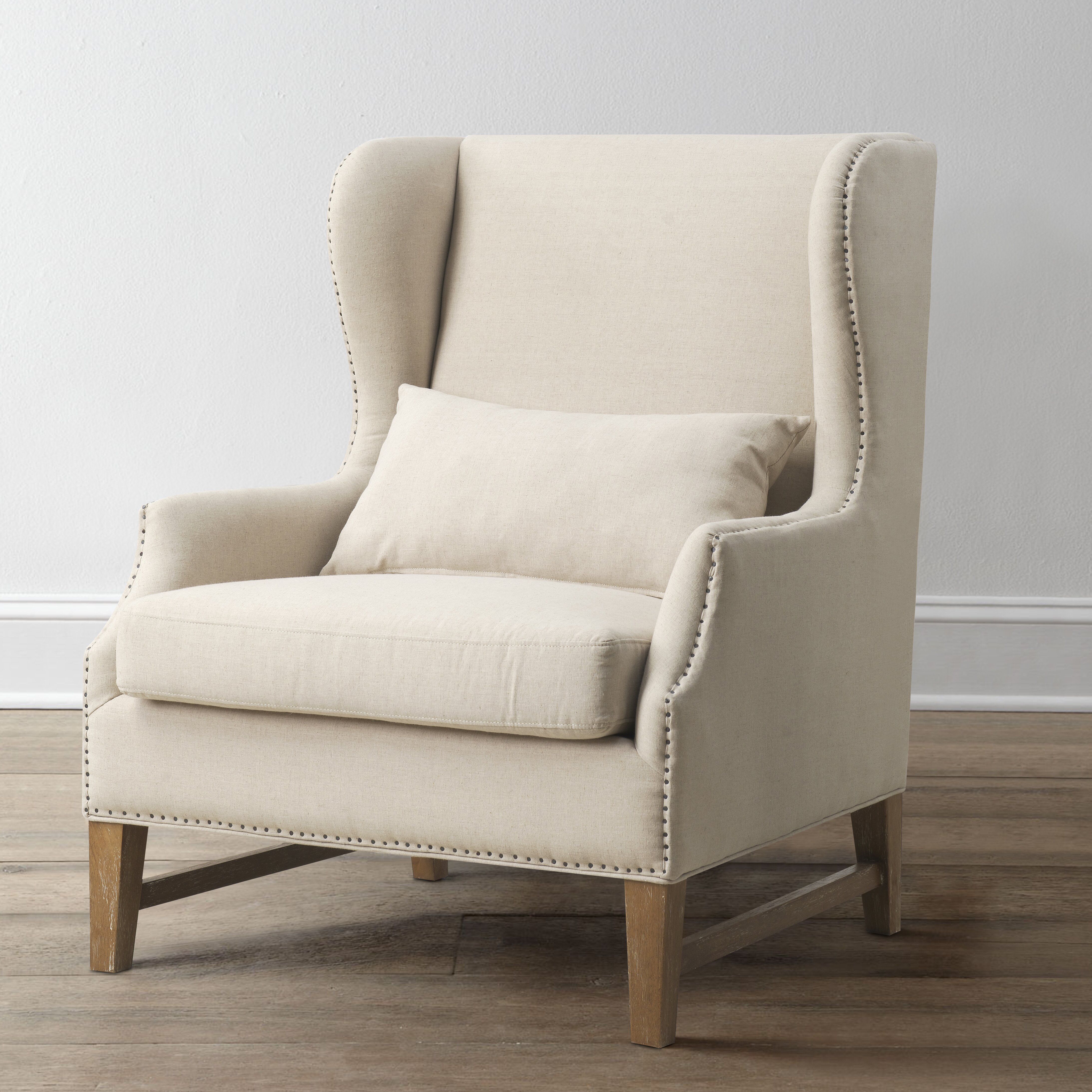 Canora grey governor wing arm chair reviews wayfair