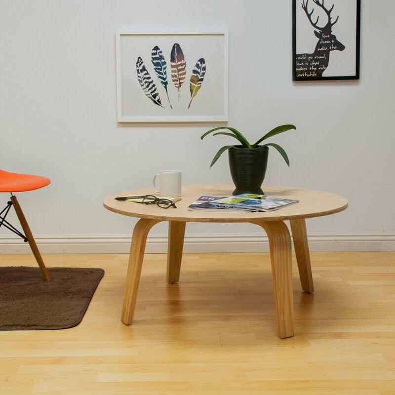 Mod Made Luna Coffee Table Reviews Wayfair