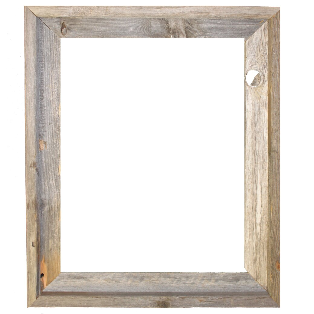 Rustic Picture Frames - 305-229 |Rustic Wooden Picture Frame